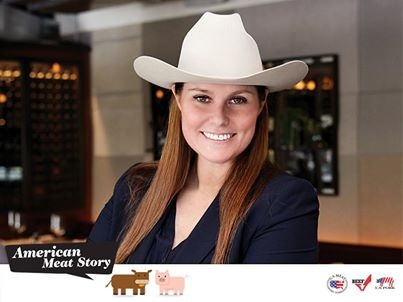 Suzanne Strassburger, president Strassburger Steaks prime dry aged steaks