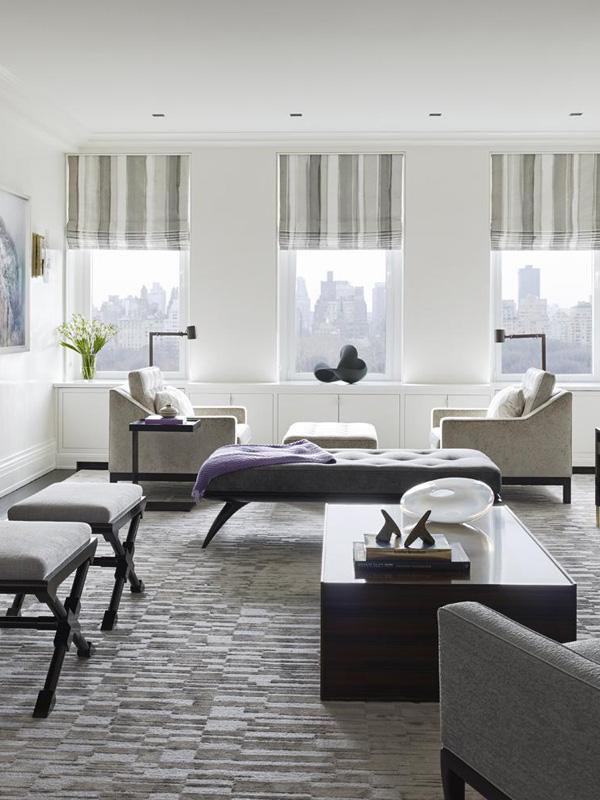 Interior by  Eve Robinson Associates , New York NY