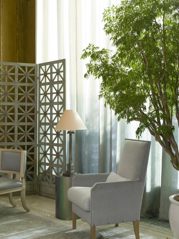 Interior by John Saladino , New York NY