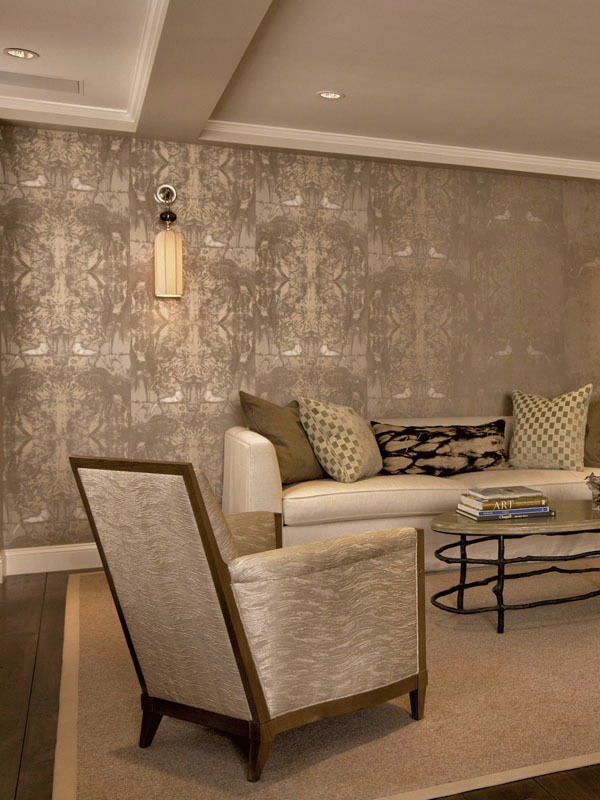 Interior by Charm Su for  Mark Gould Architect , New York NY