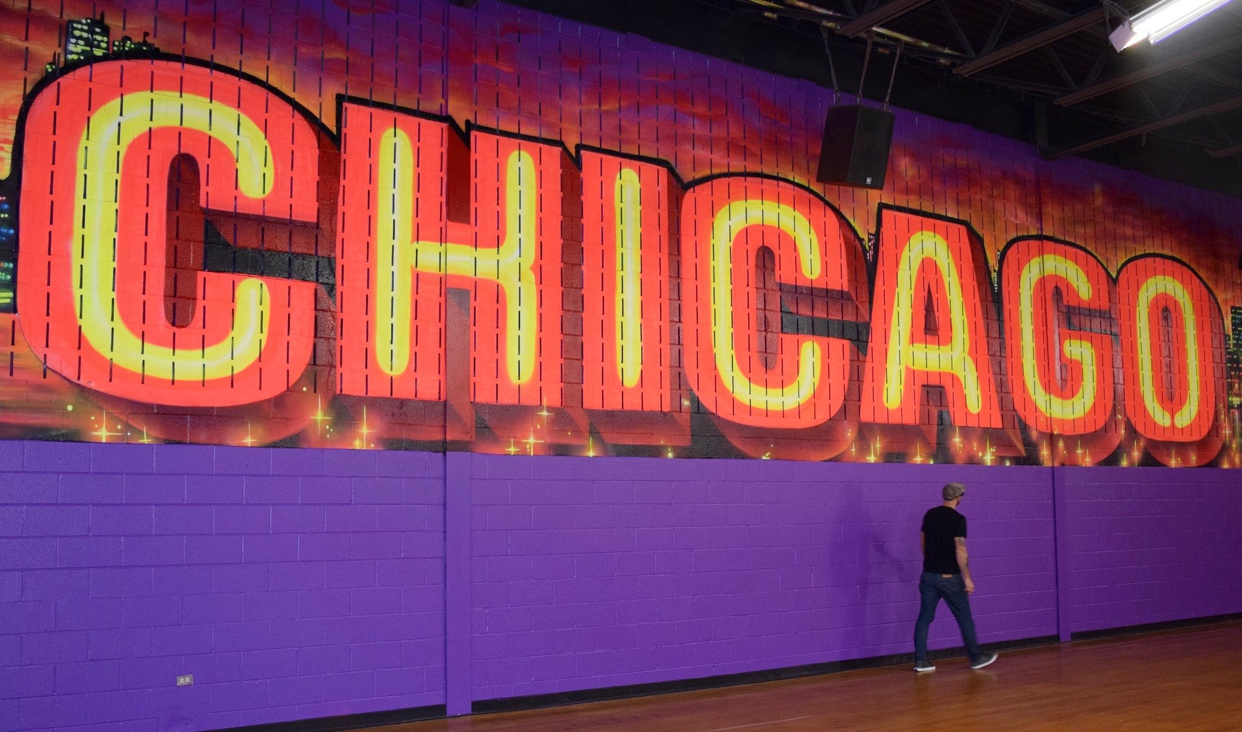 Chicago - MLK Roller Rink