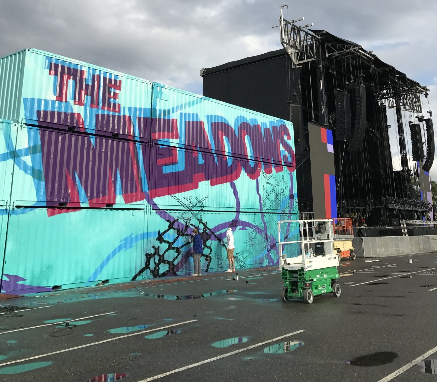 The Meadows Festival - Main Stage