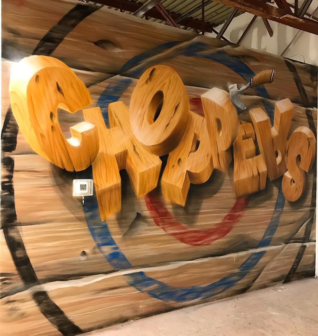 Choppers Hatchet House