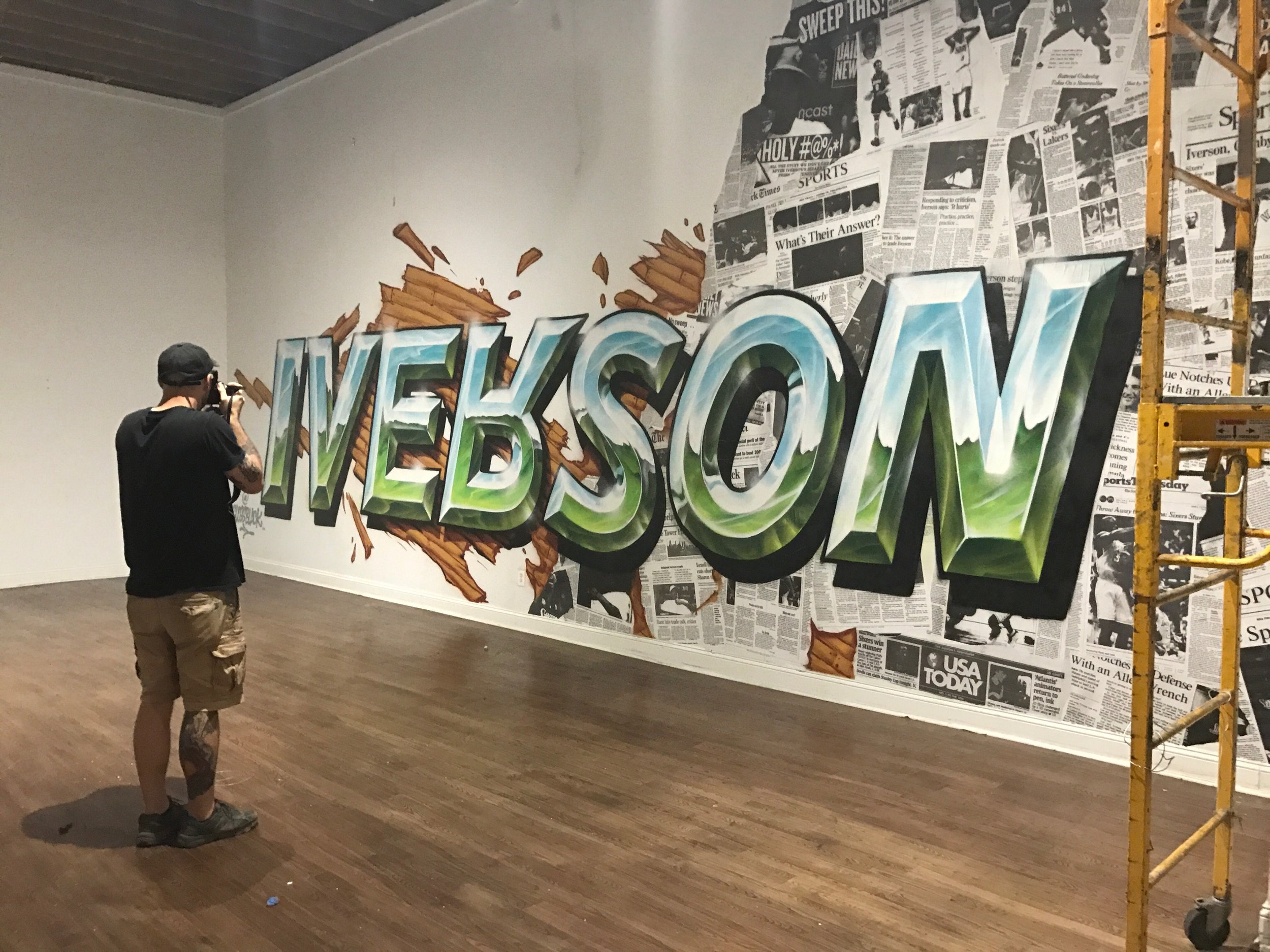 Allen Iverson - Shoe Release