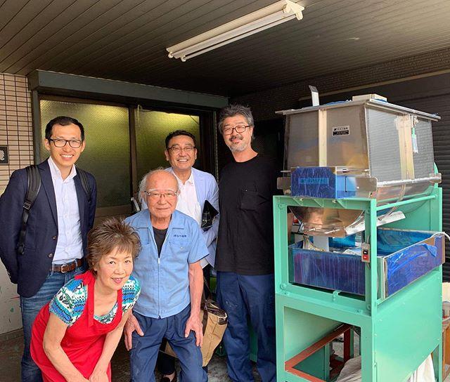 TOKUMARU DELEGATSIOON külastab taas  Jaapanit, et kohalike meistrite juhendamisel oma oskusi värskendada. Ootame juba, et uued maitsed koolitatute käe läbi ka koduseid Jaapani toidu fänne rõõmustama jõuaksid. #tokumaru #heajaapanitoit #elamusreis #jaapan 🎌