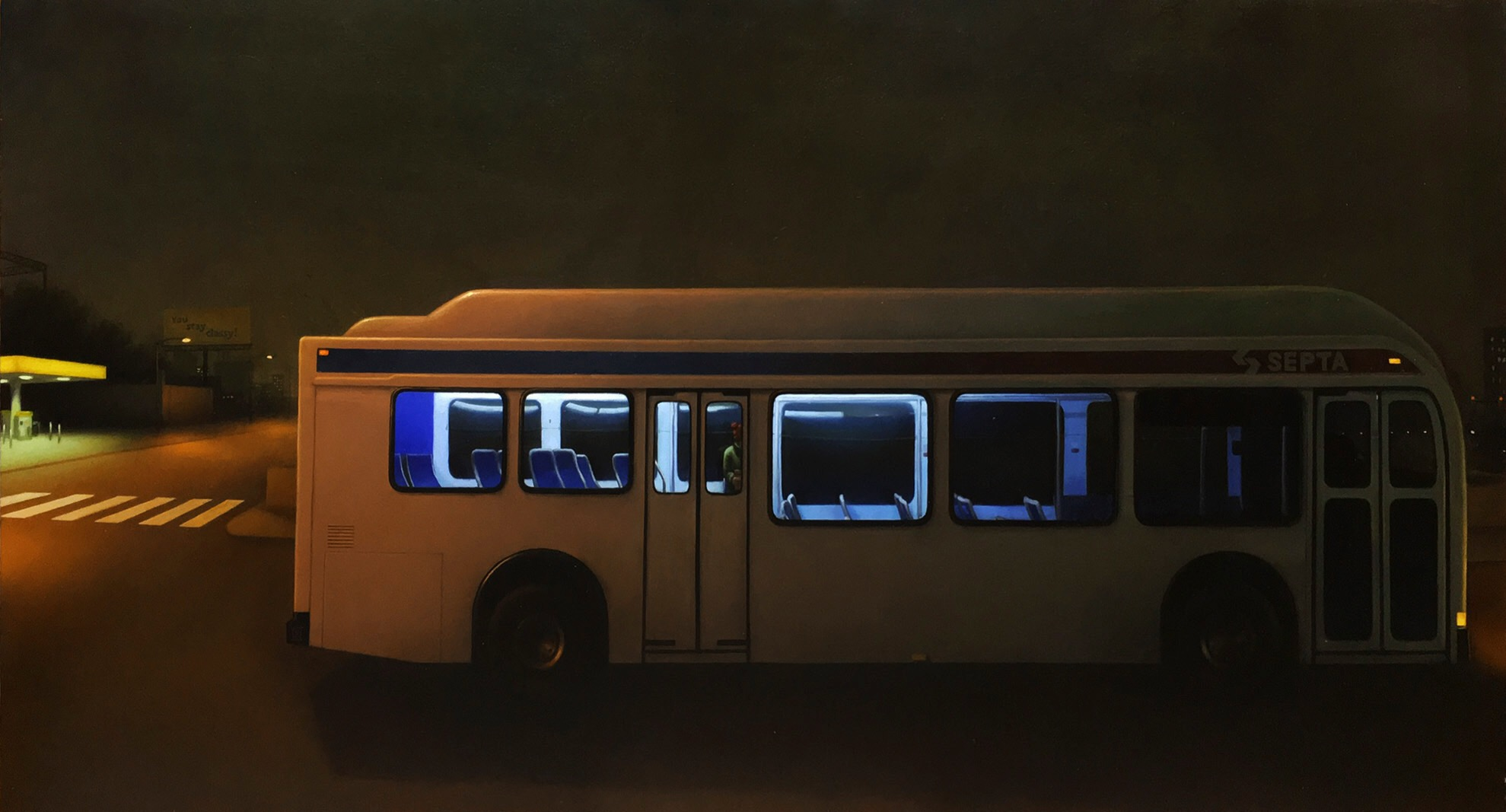 Late Bus