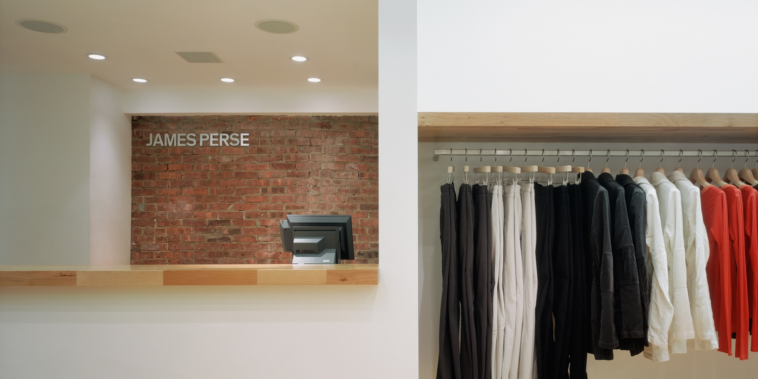 James Perse Store