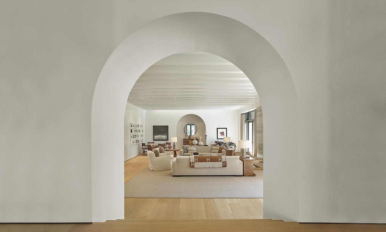 Moden Spanish Home