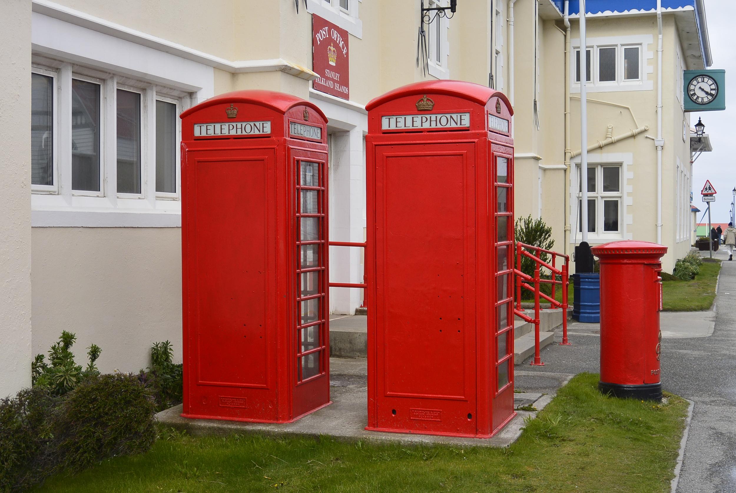 Stanley Falkland Islands Telephone