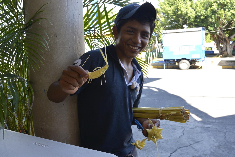 Corinto Nicaragua Local Artist