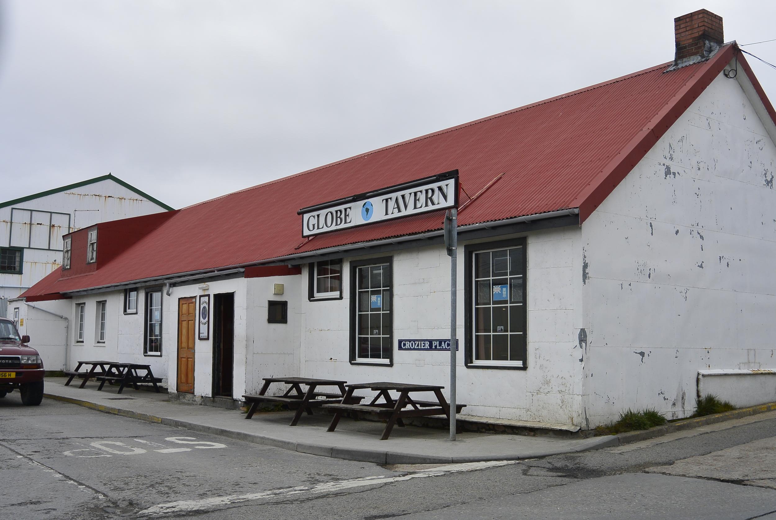Stanley Falkland Islands Globe Tavern
