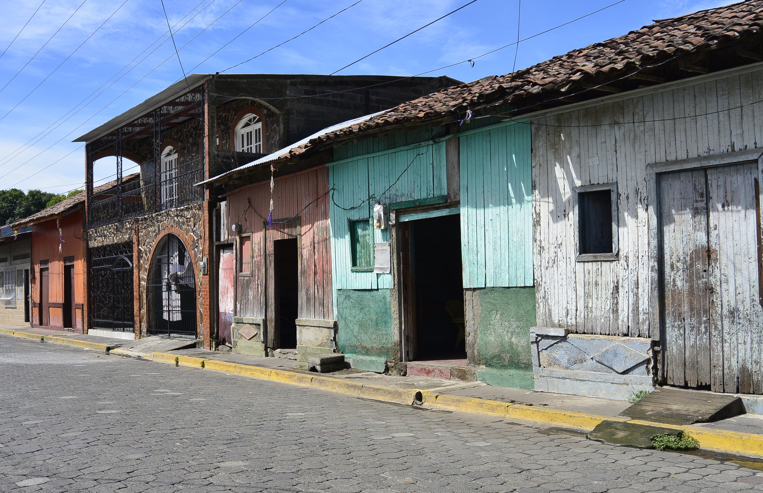 Houses in Corinto Nicaragua