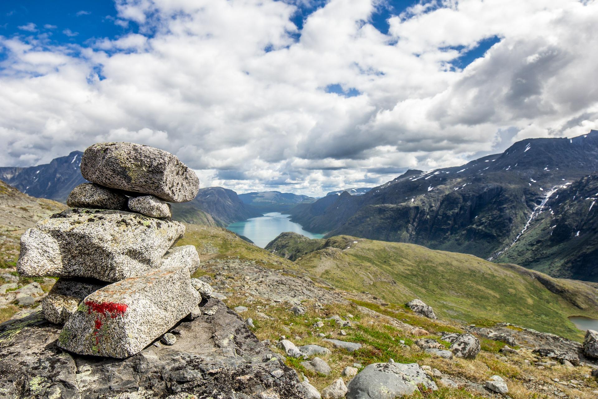 Norwegian fjords - Photograph courtesy of  Pixabay