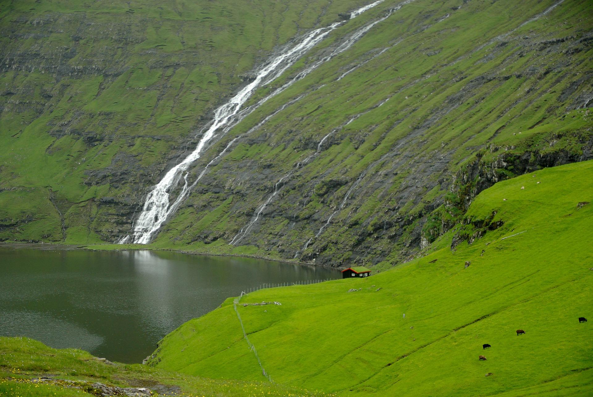 Faroe Islands - Photograph courtesy of  Pixabay