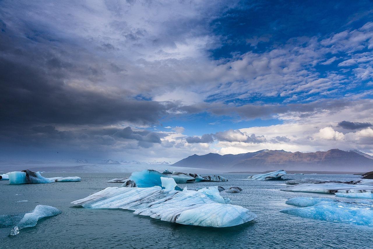 Iceland - Photograph courtesy of  Pixabay