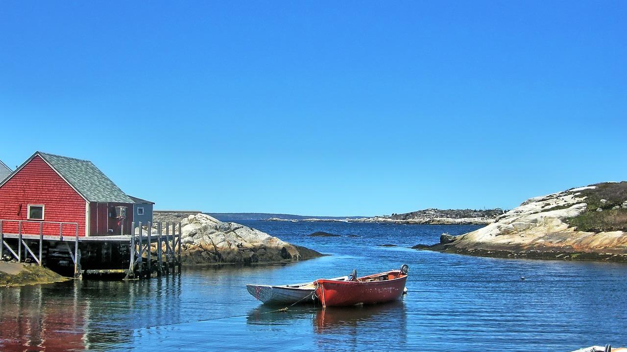 Nova Scotia - Photograph courtesy of  Pixabay