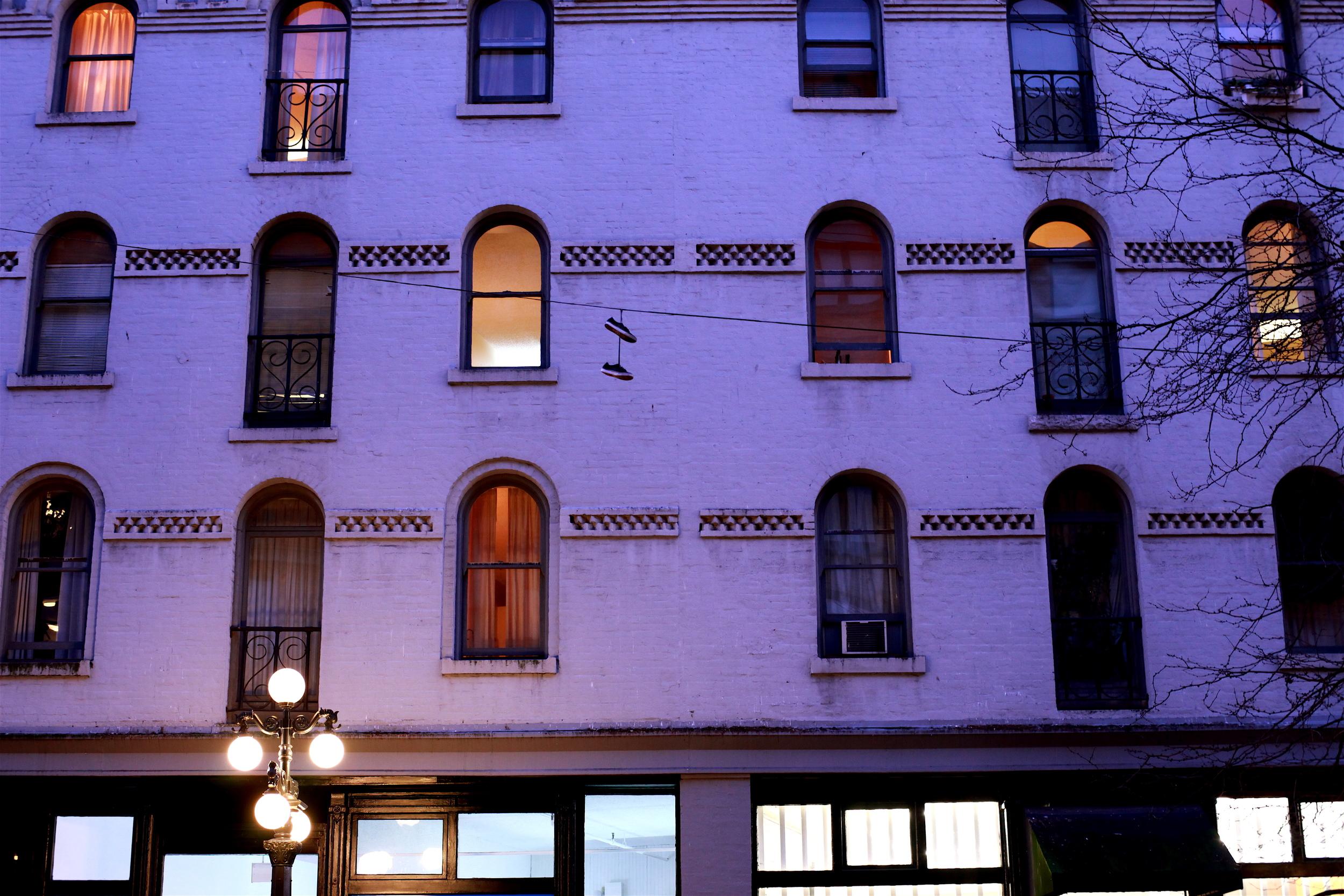 Gastown Heritage Building