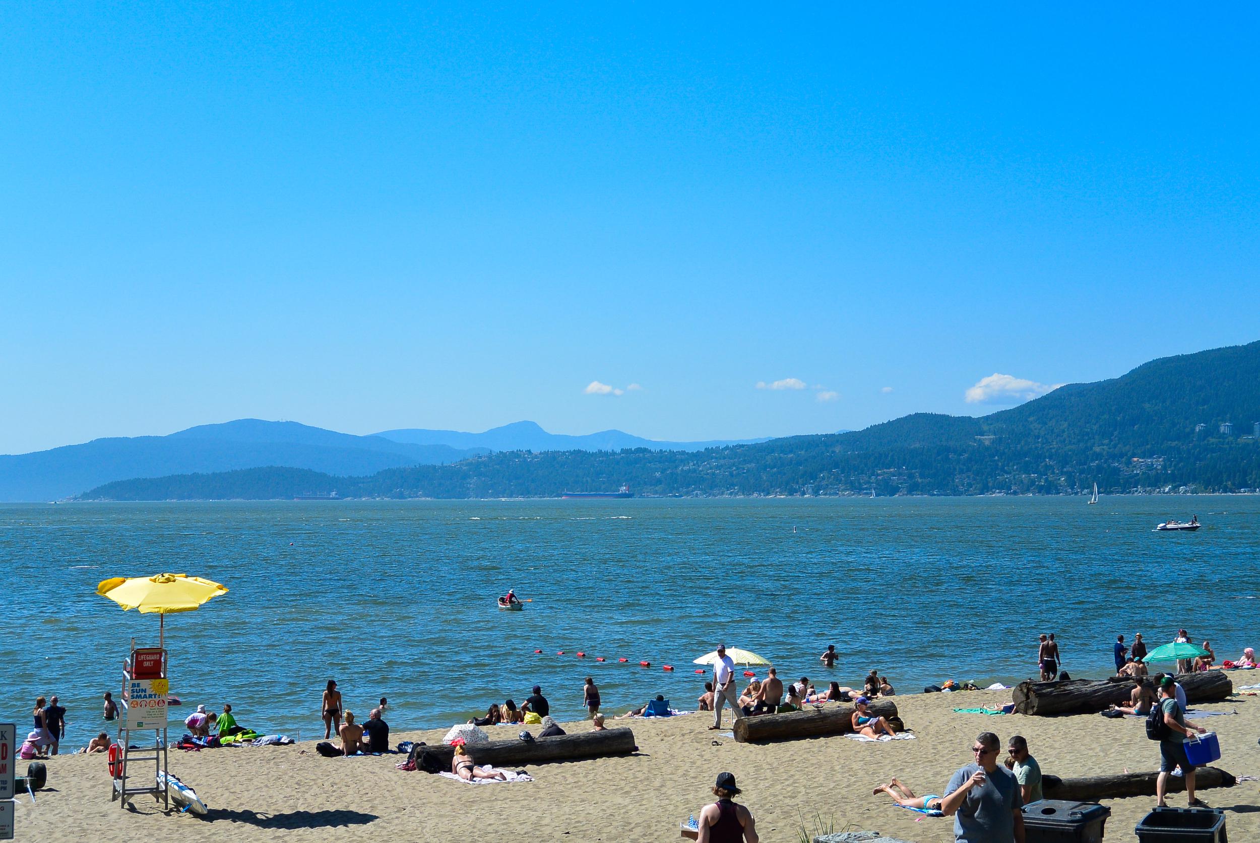 Third Beach Vancouver