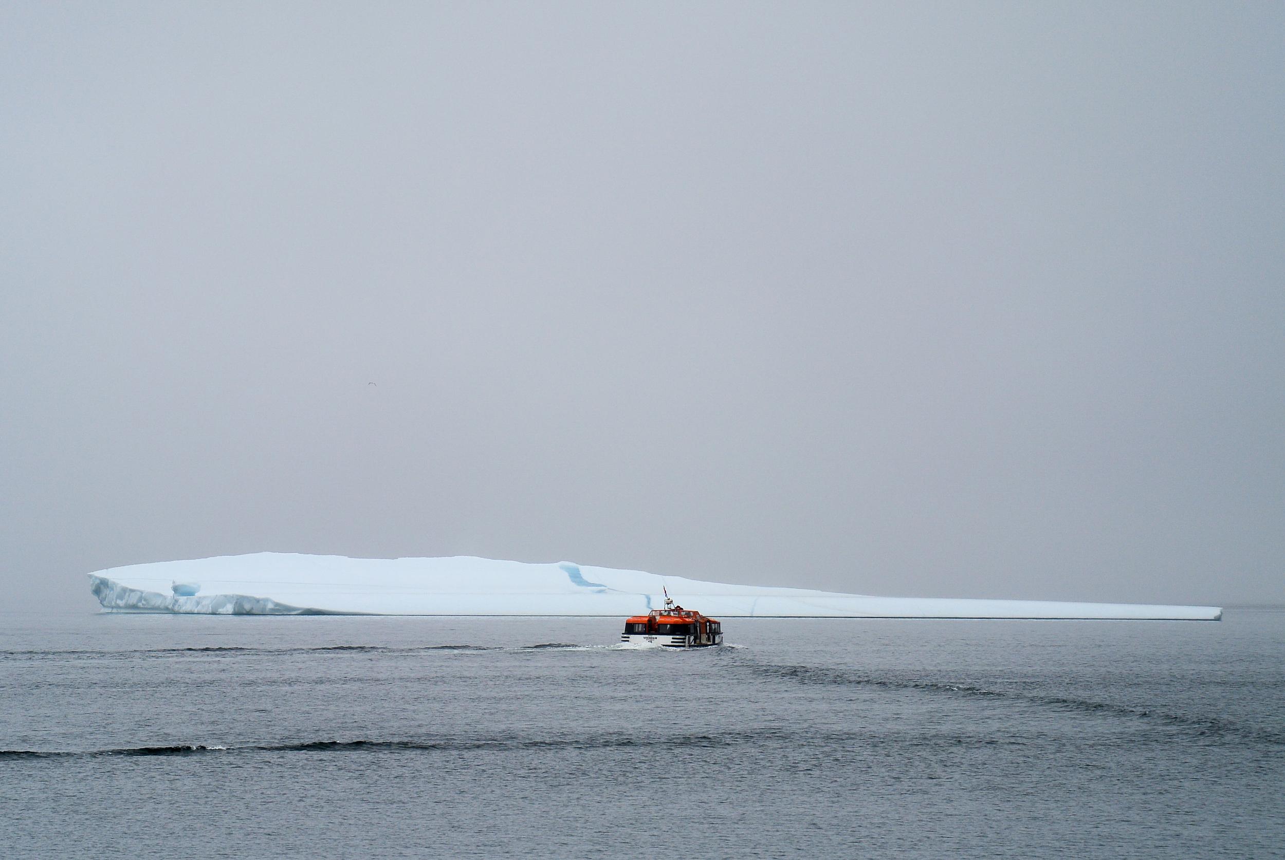 Iceberg Red Bay Labrador
