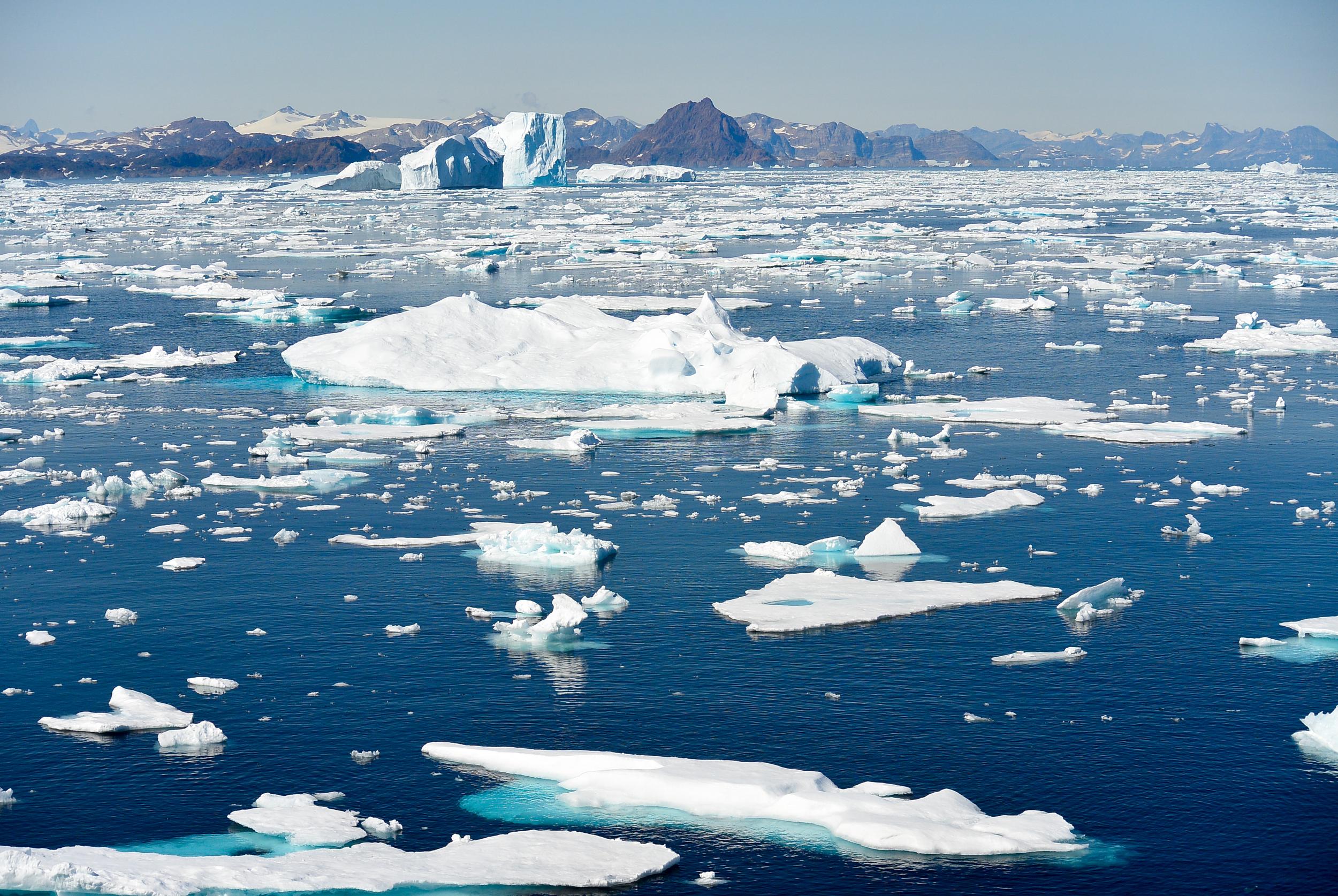 ICE GREENLAND