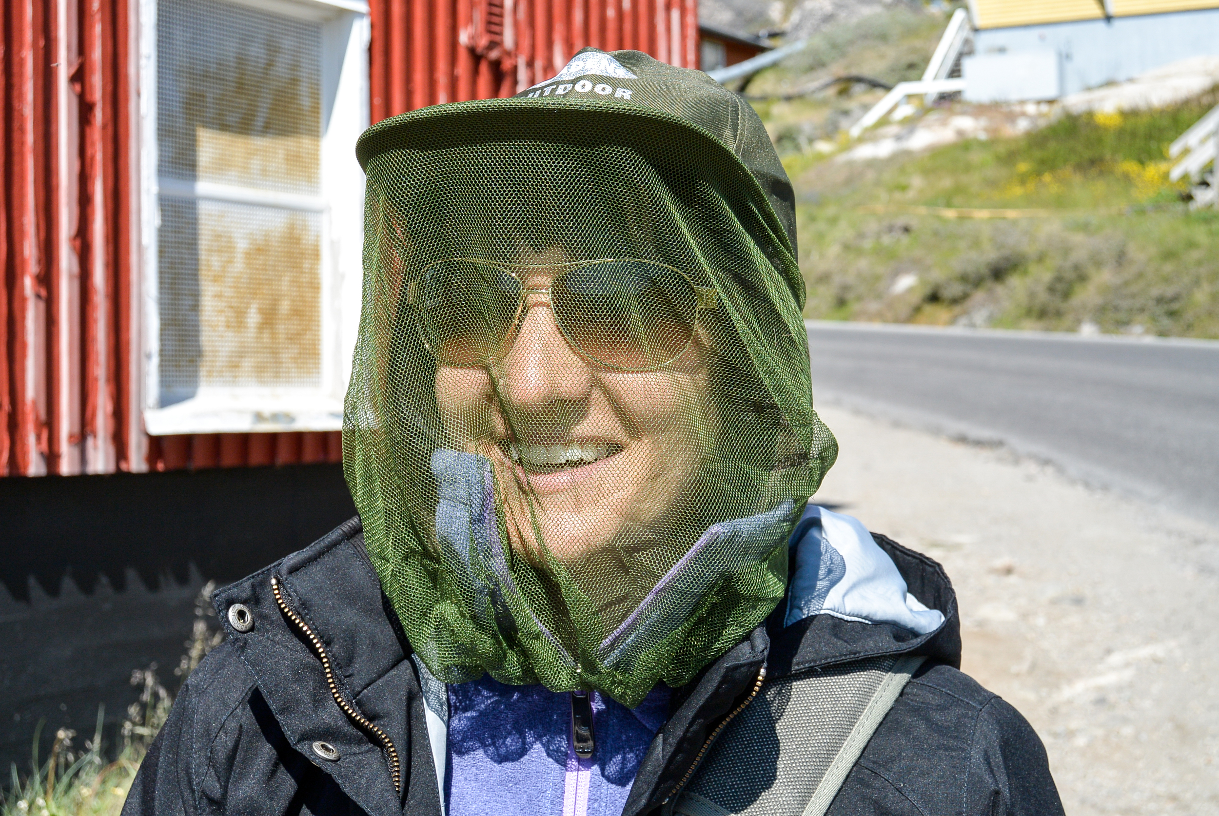 Qaqortoq Fly net
