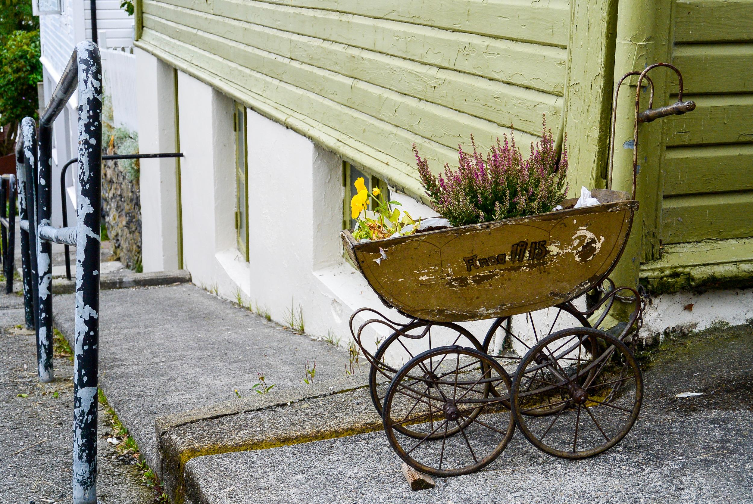 Old Stroller Ålesund