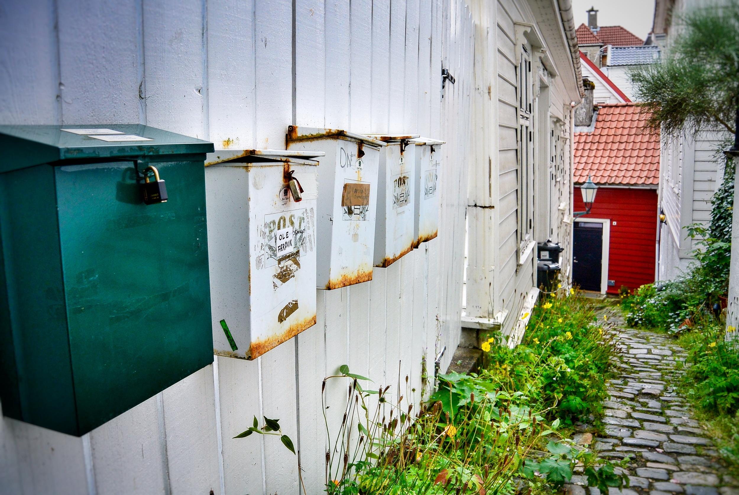 Mailboxes Downtown Bergen