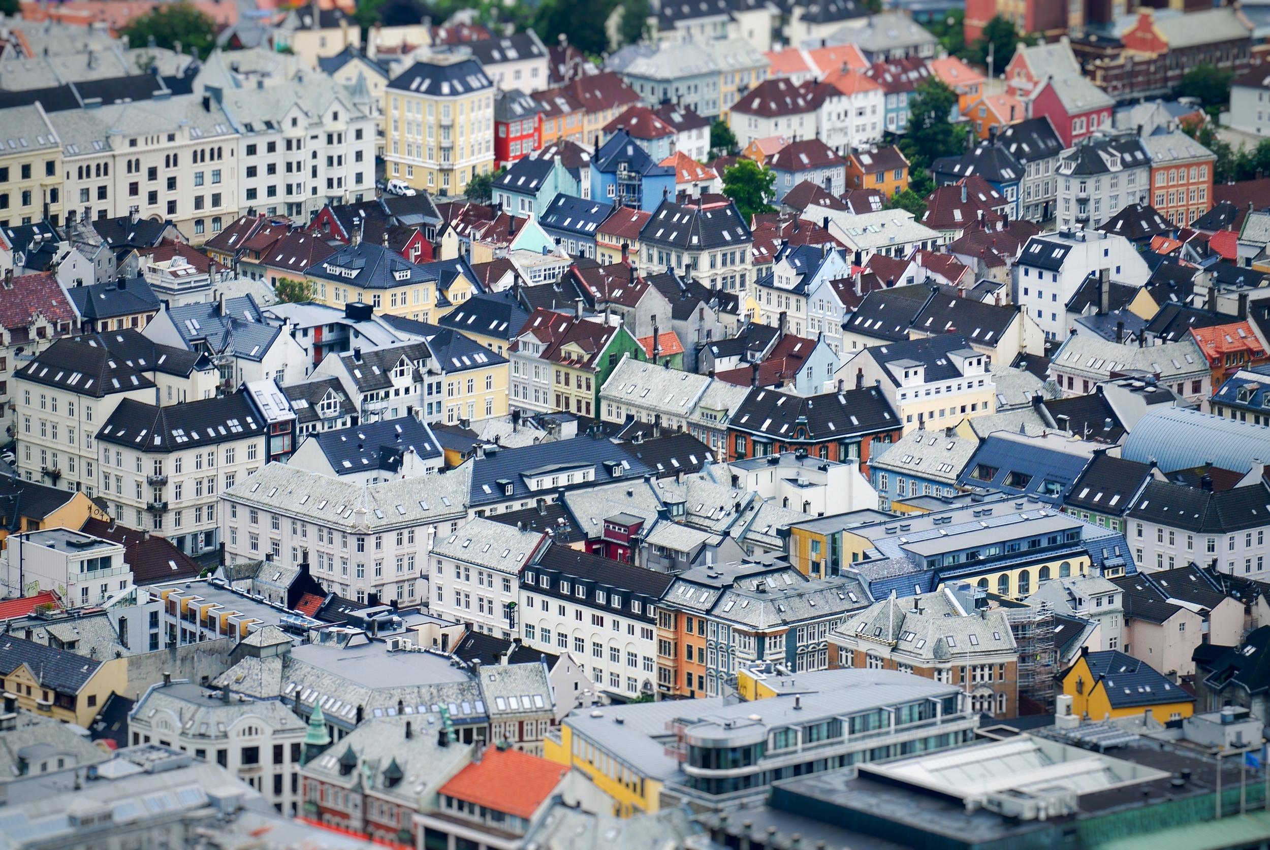 Downtown Bergen