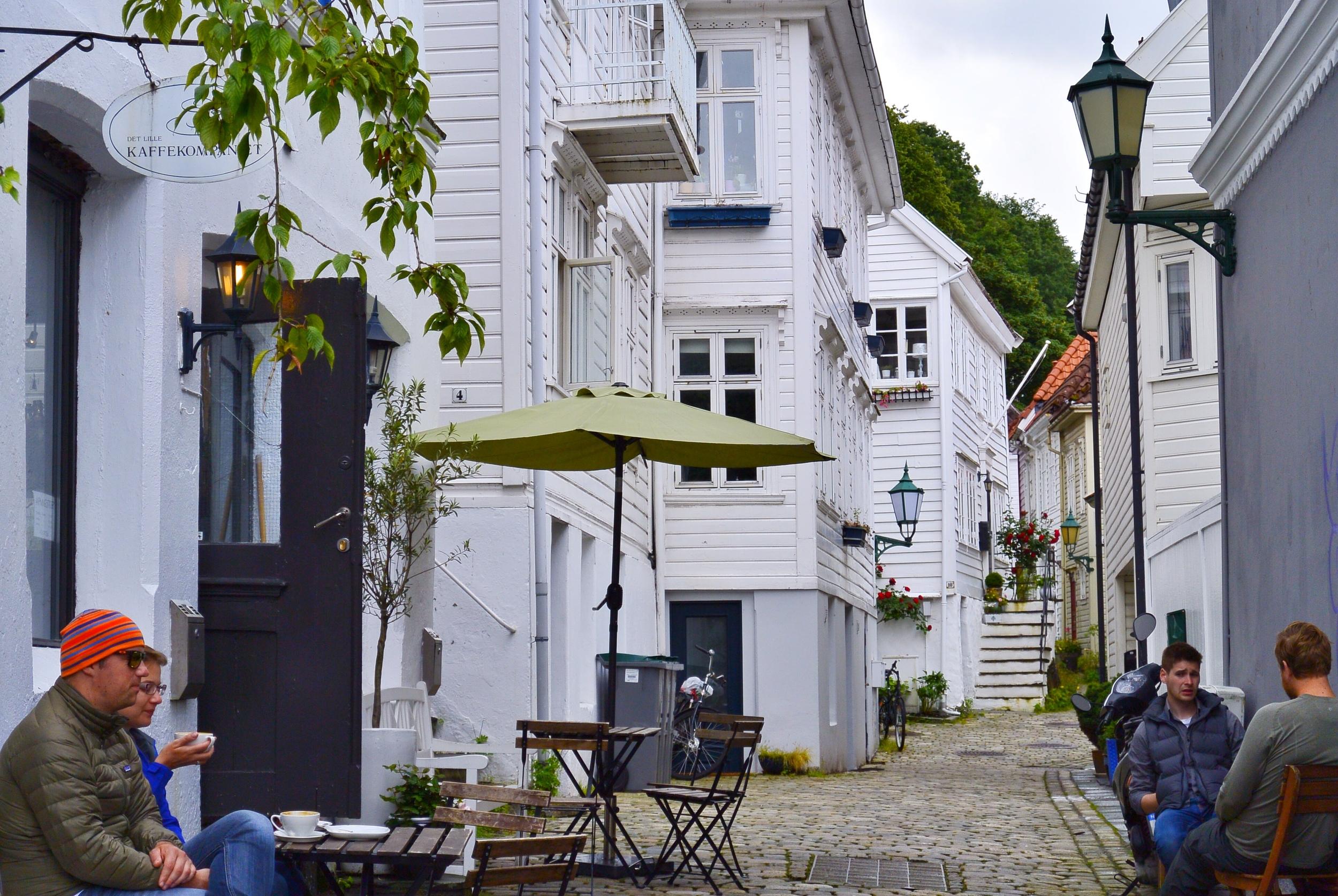 Det Lille Kaffeekompaniet Bergen
