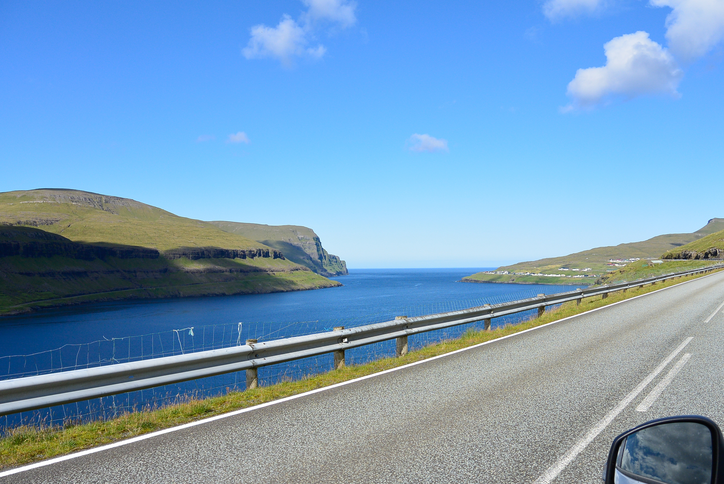 Faroe Islands Road