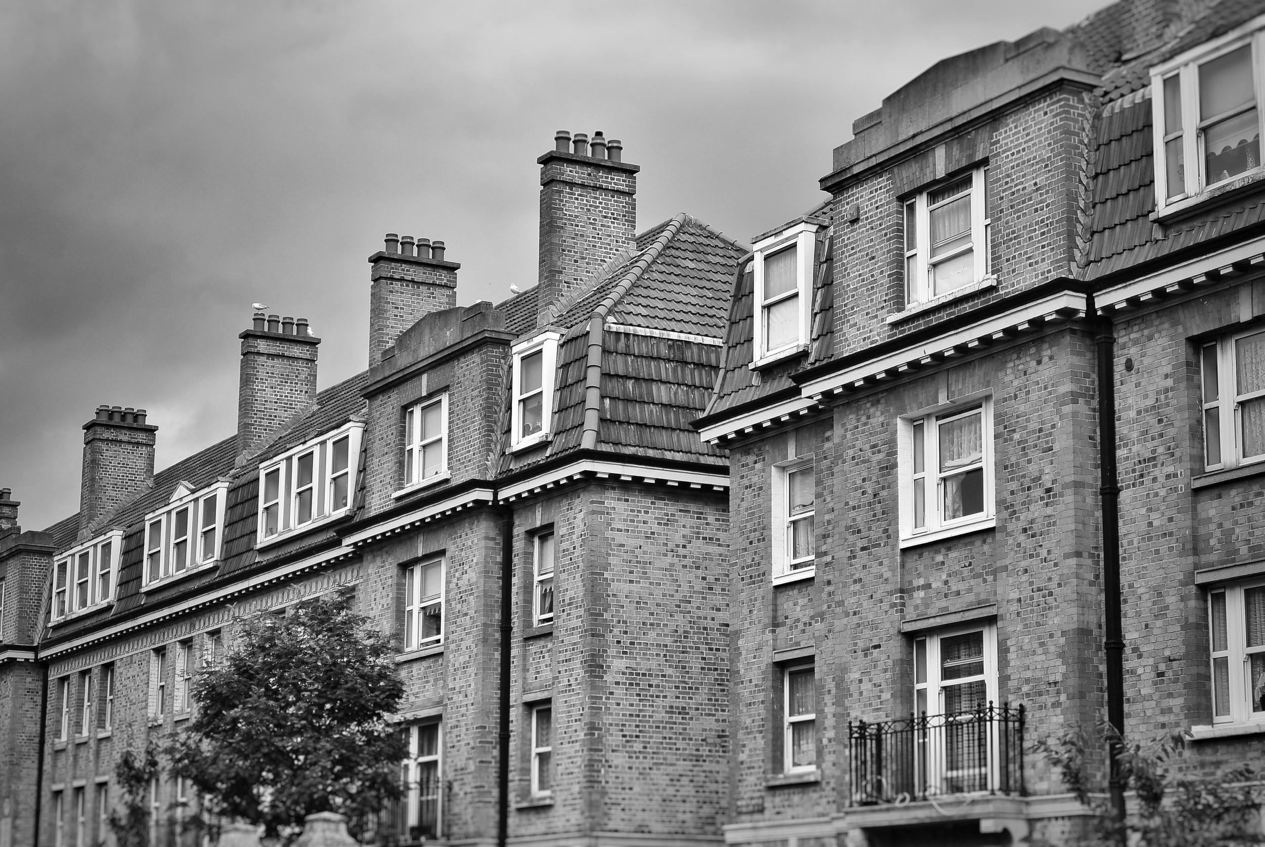 Dublin residential area