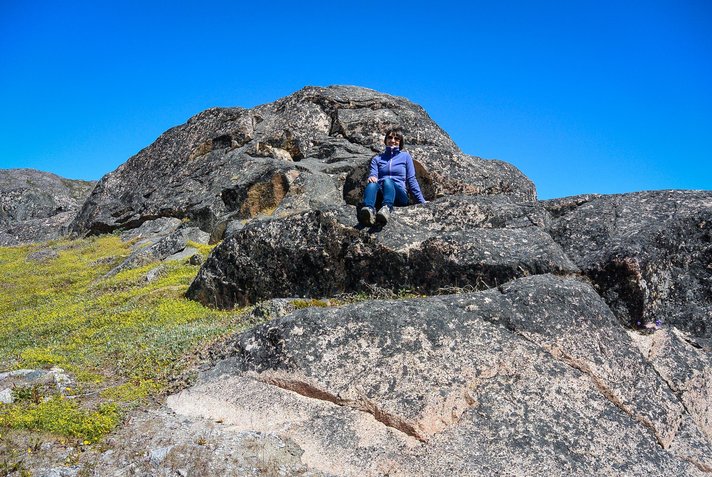 Greenland wilderness
