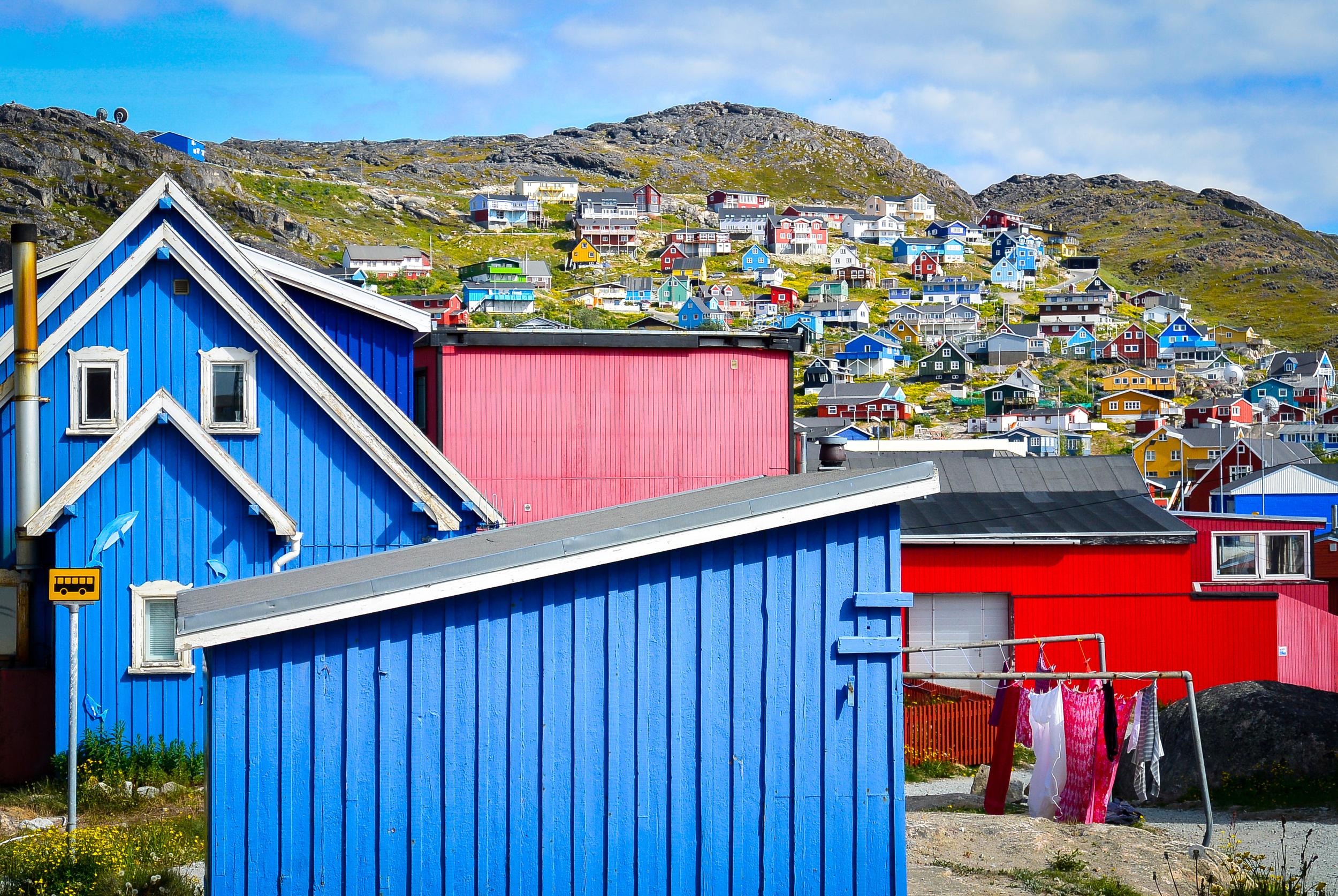 Colorful Qaqortoq
