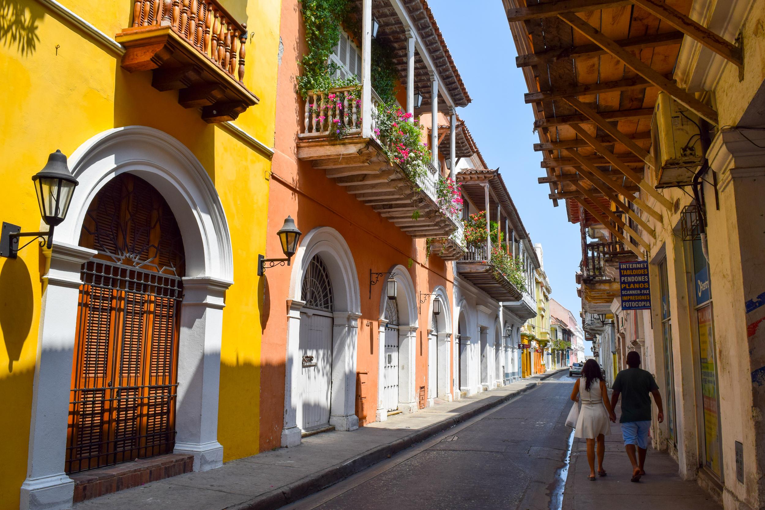 Romantic Cartagena