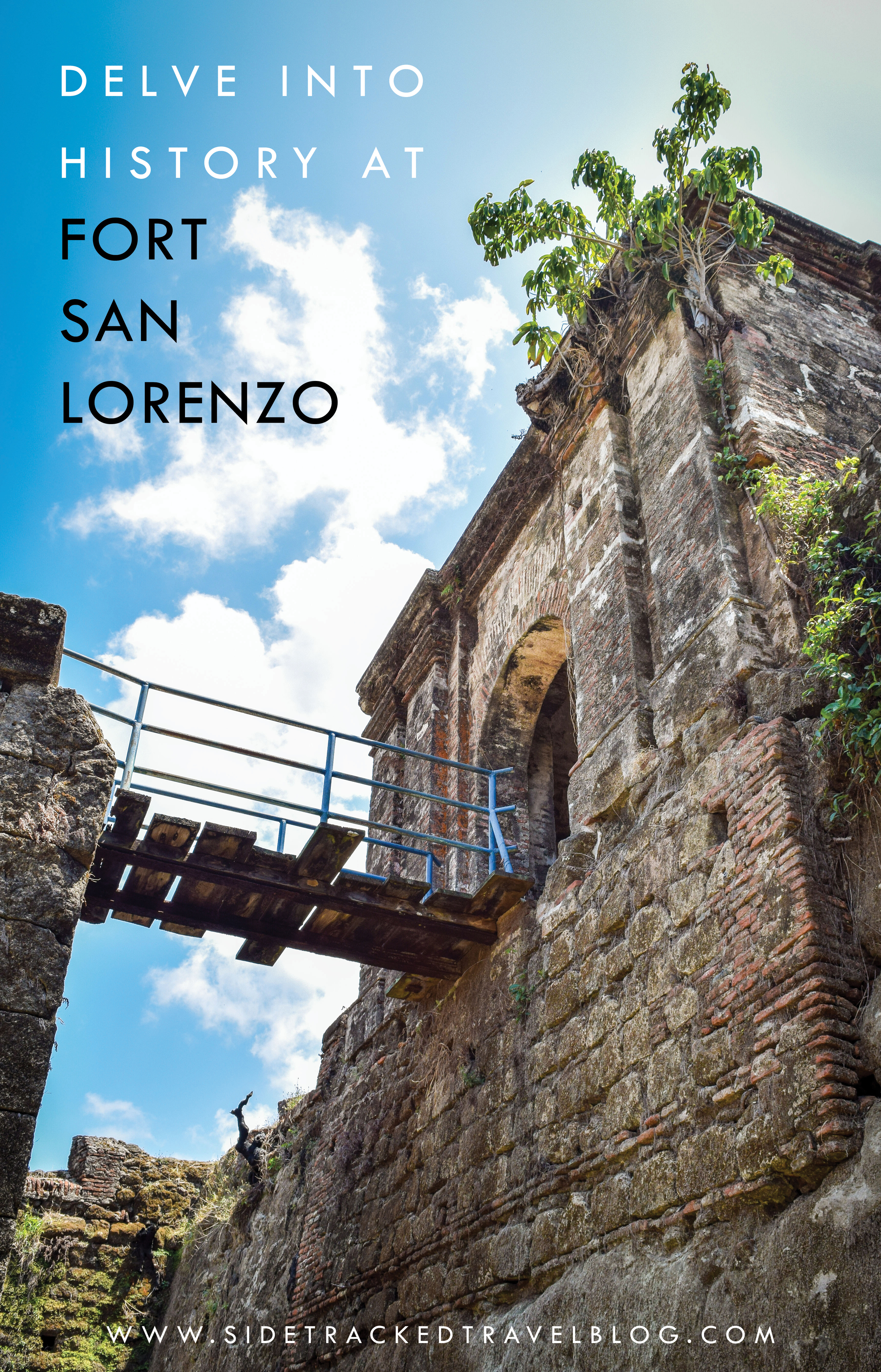 Located near the town of Colón on Panama's Caribbean coast, the historical ruins of Fort San Lorenzo are just the place to delve into the nation's intriguing past.