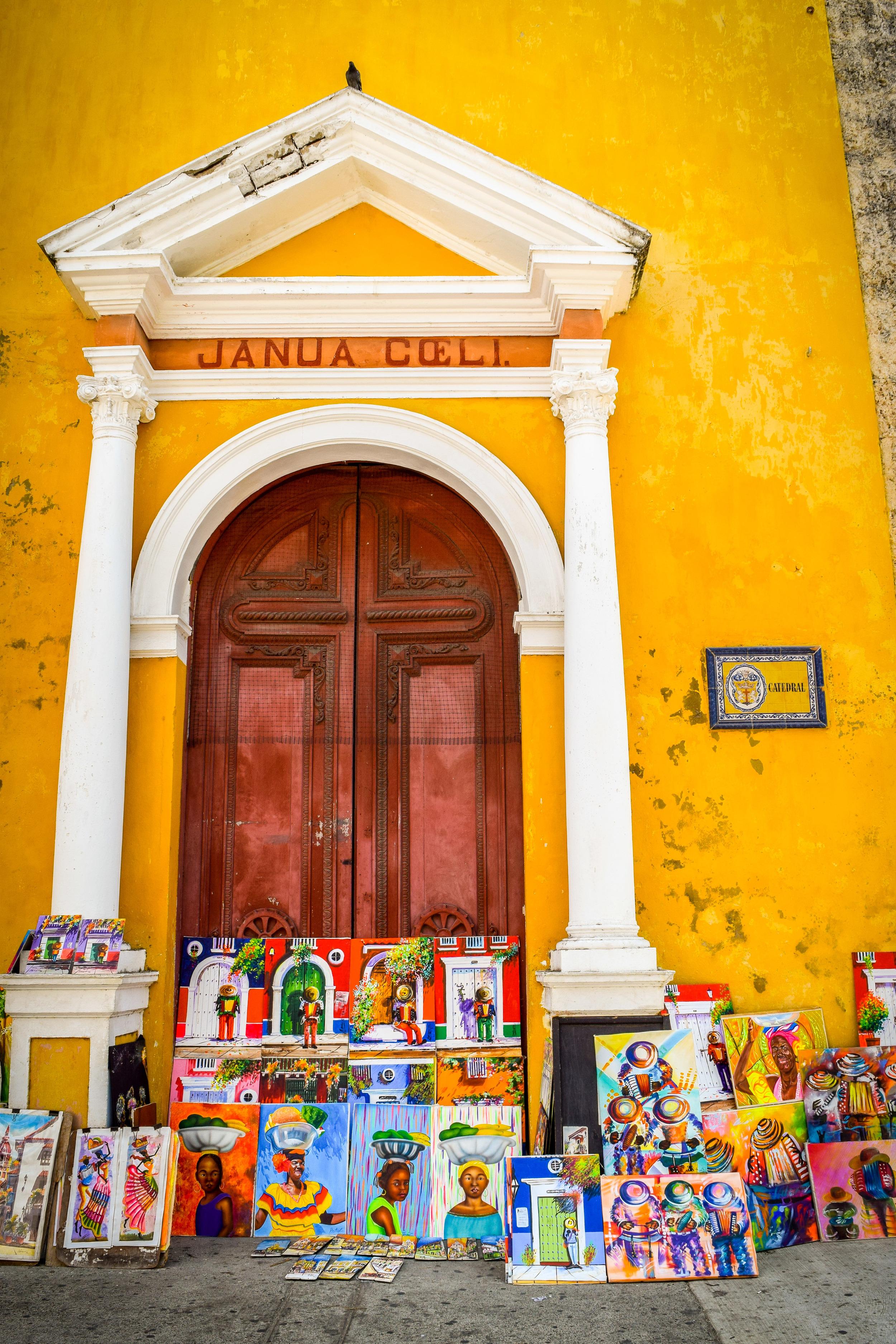 Artwork for sale in Cartagena