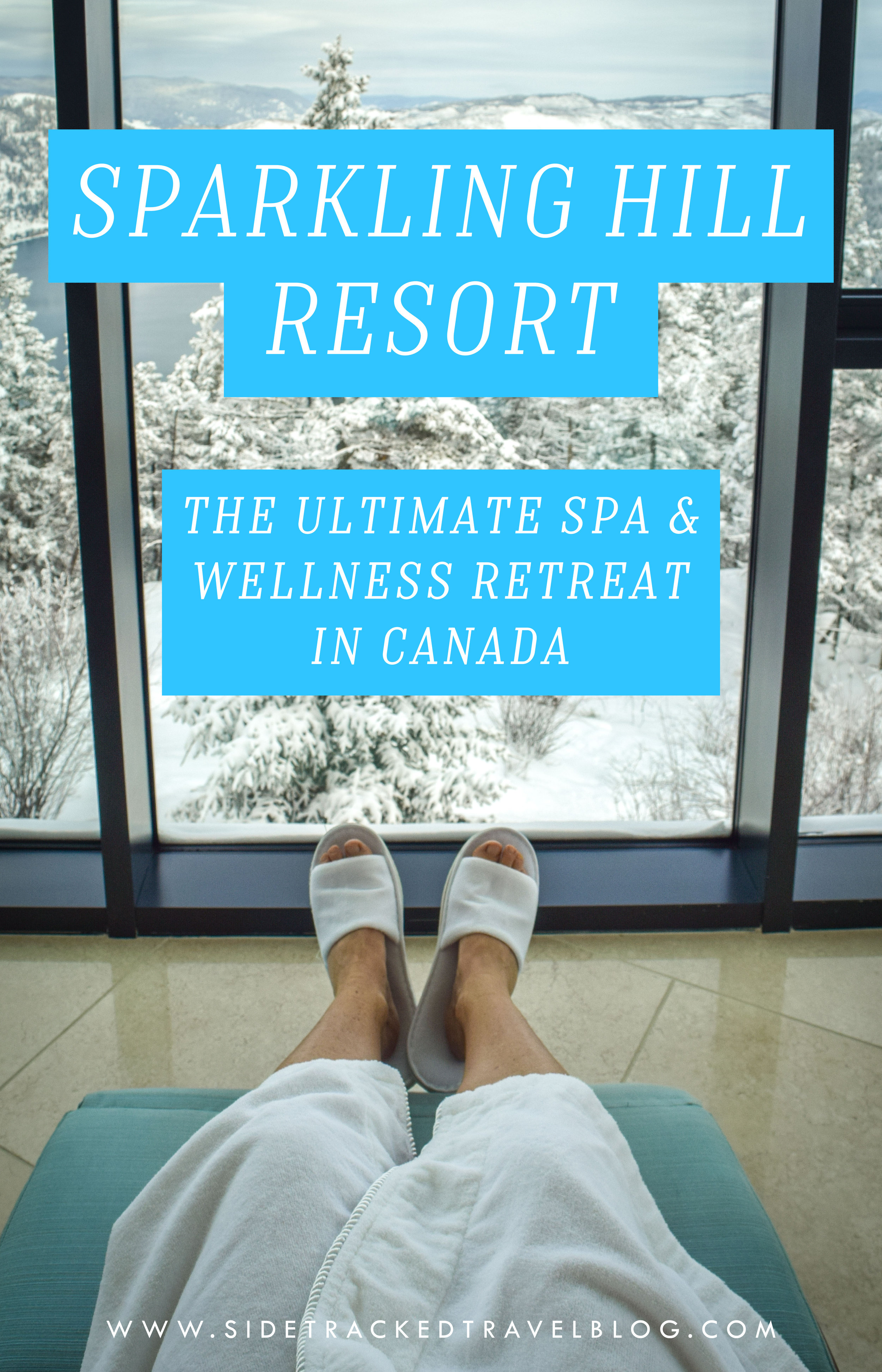 The unique mix of down-to-earth charm with grandeur makes Sparkling Hill Resort a total knockout. Aromatic saunas, outdoor infinity pools, and Swarovski crystals - here's everything you need to know about a perfect and relaxing weekend at Canada's premier spa and wellness destination.