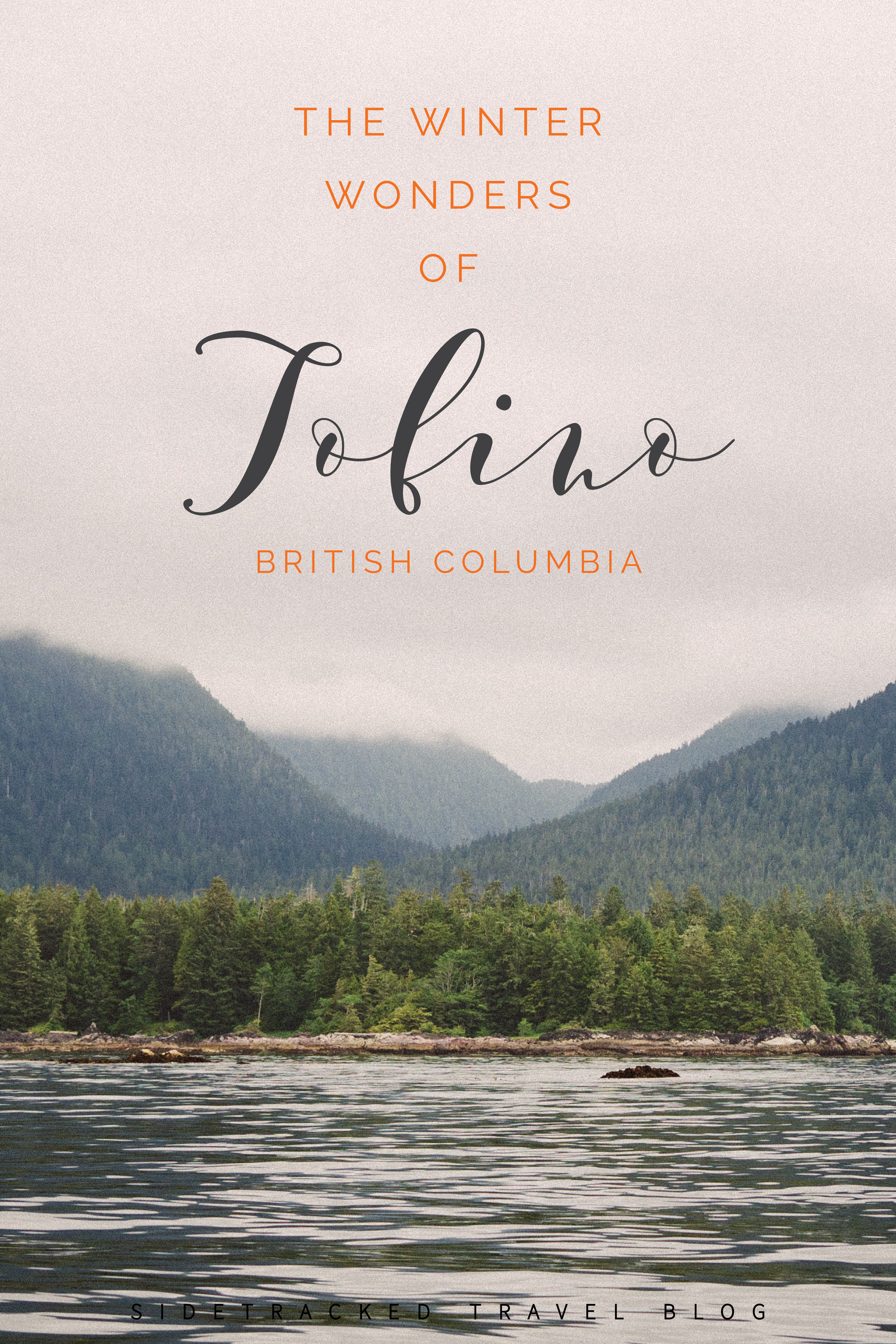 Heading to Vancouver Island? You simply have to visit Tofino, especially in the winter when the majority of tourists have gone home and you'll have this gorgeous Pacific jewel practically all to yourself. So pack your bags and explore the winter wonders in and around Tofino.