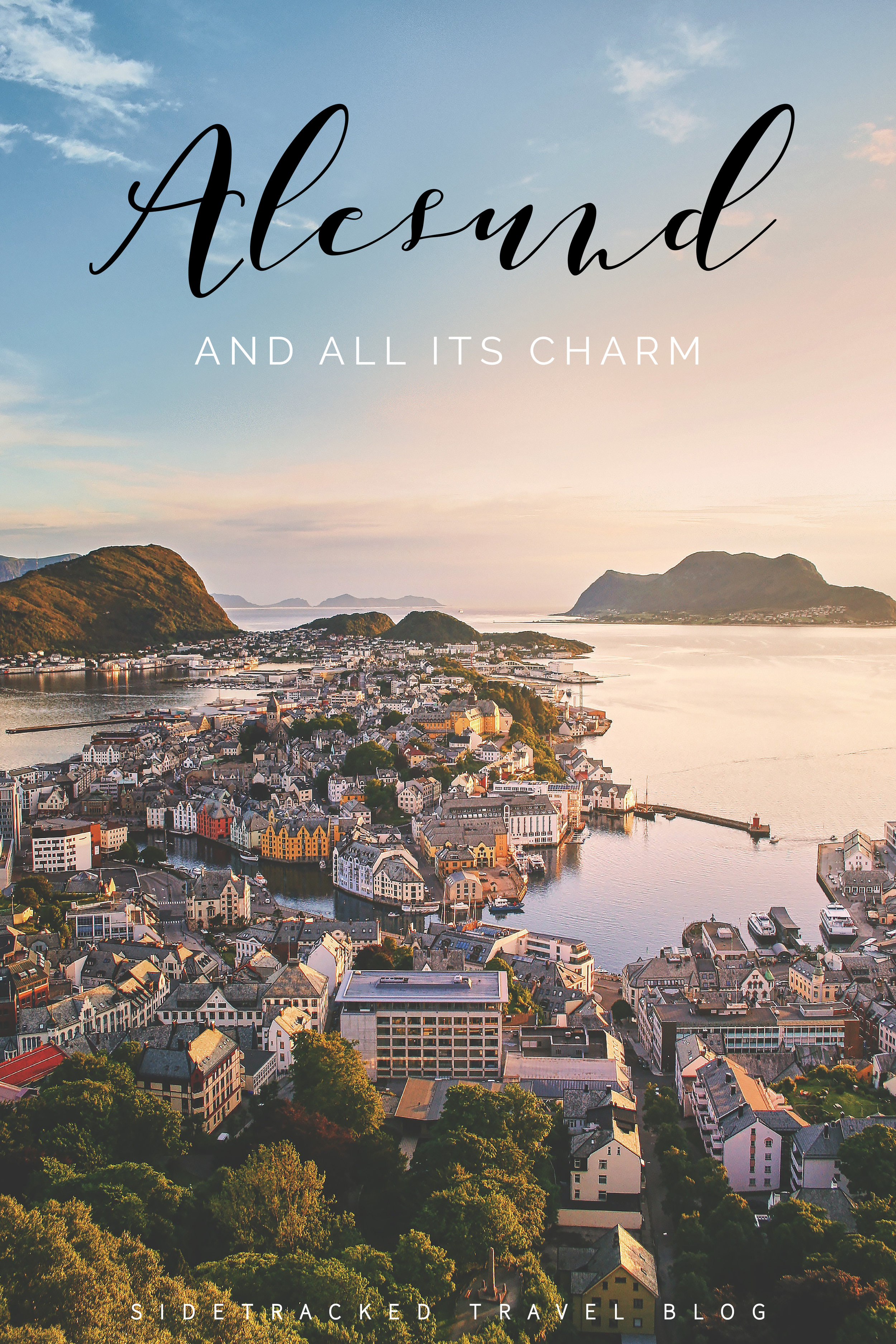 Equal parts magical and eccentric, Ålesund is one of the most unique places I've ever visited in Europe. Here are some of my favorite photos from this lively Norwegian town!