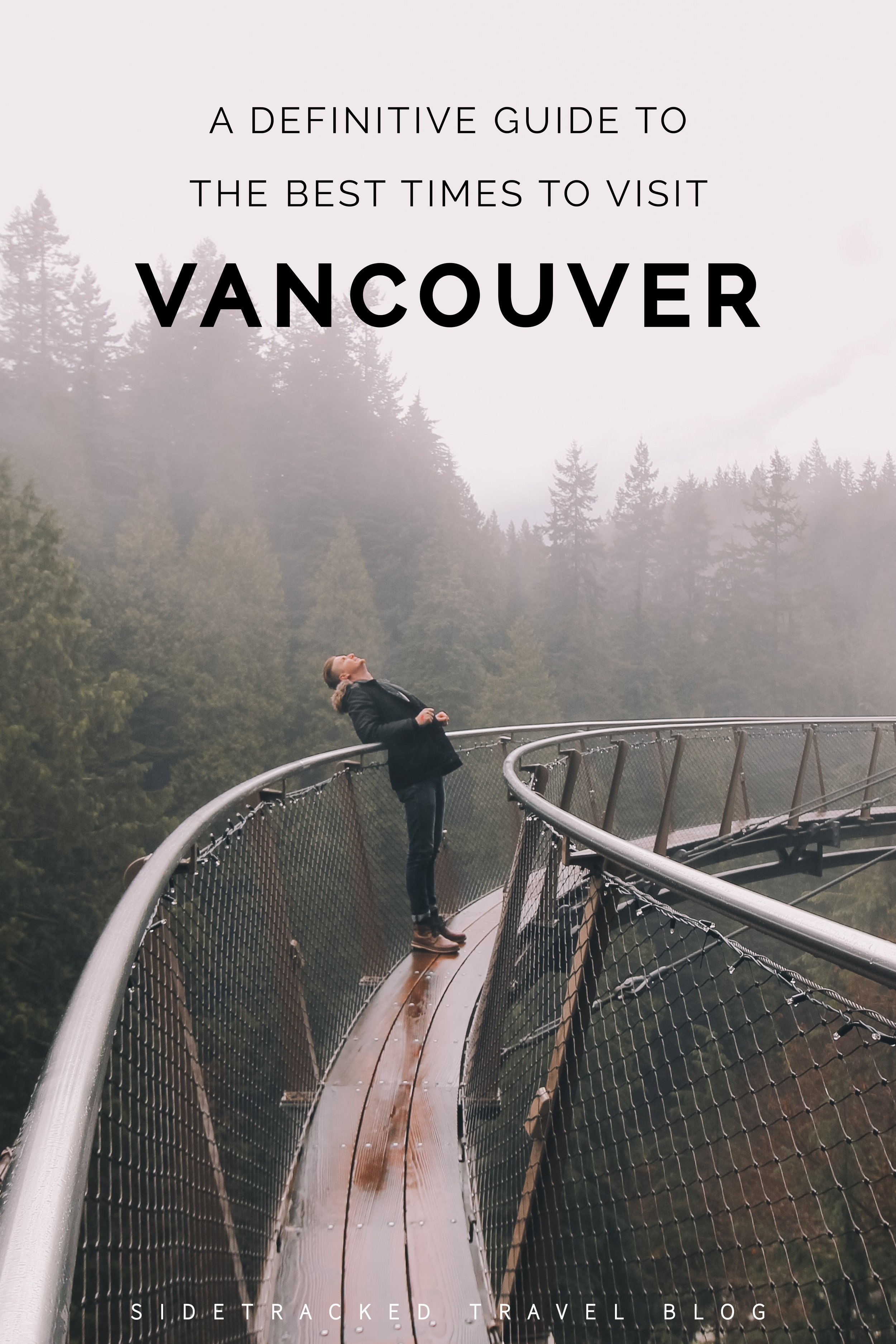 Vancouver has defined seasons, plenty to do year round, and if you pack the right clothing, you can enjoy a visit at any time.In this article you'll find a month by month breakdown of happenings and important info for traveling to Vancouver to help you choose the right time for your next visit!