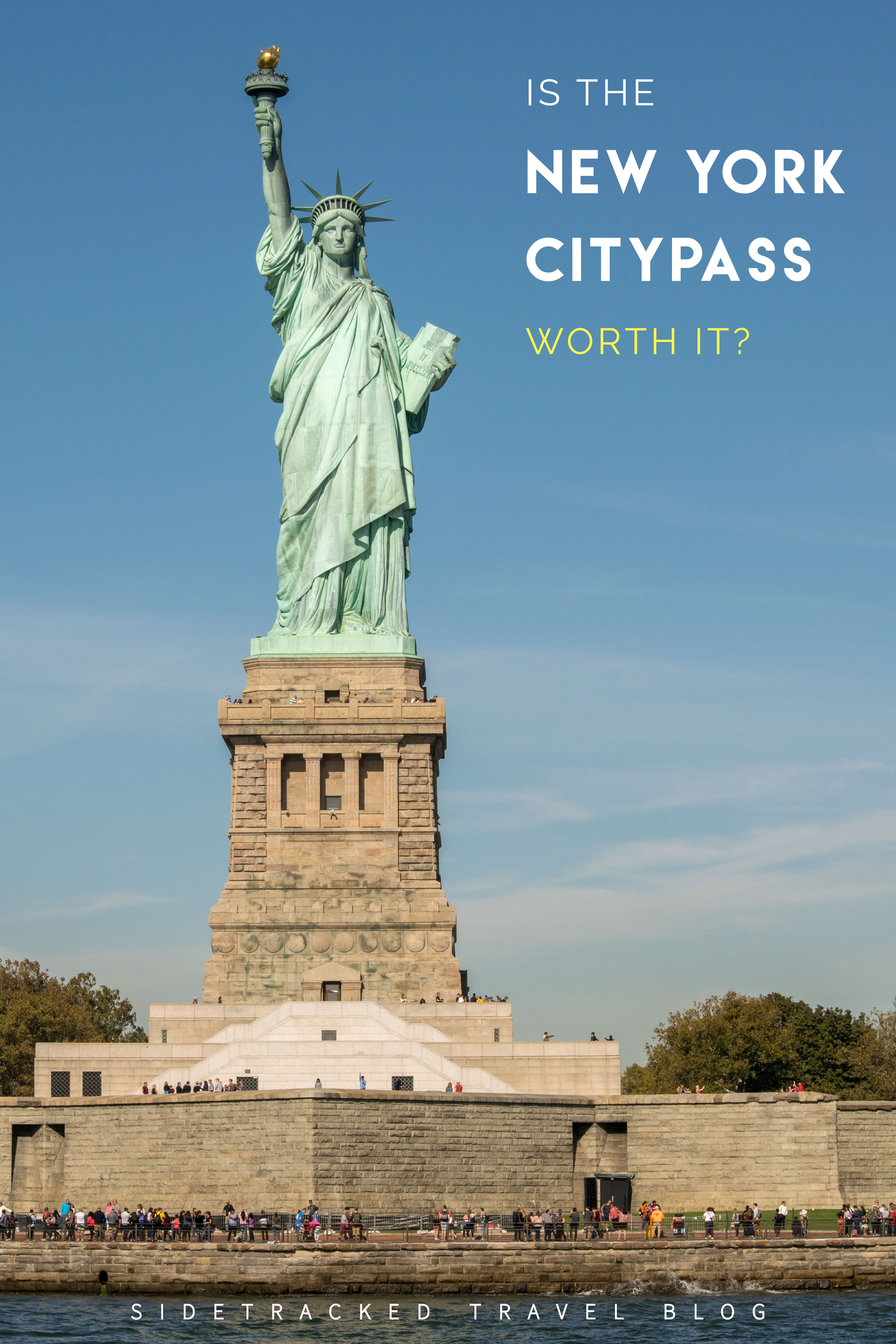 The New York CityPASS is a ticket booklet that includes admission to six of the Big Apple's top attractions for one reduced price. To see if it's truly worth it, I decided to give CityPASS a try during my recent visit to New York.