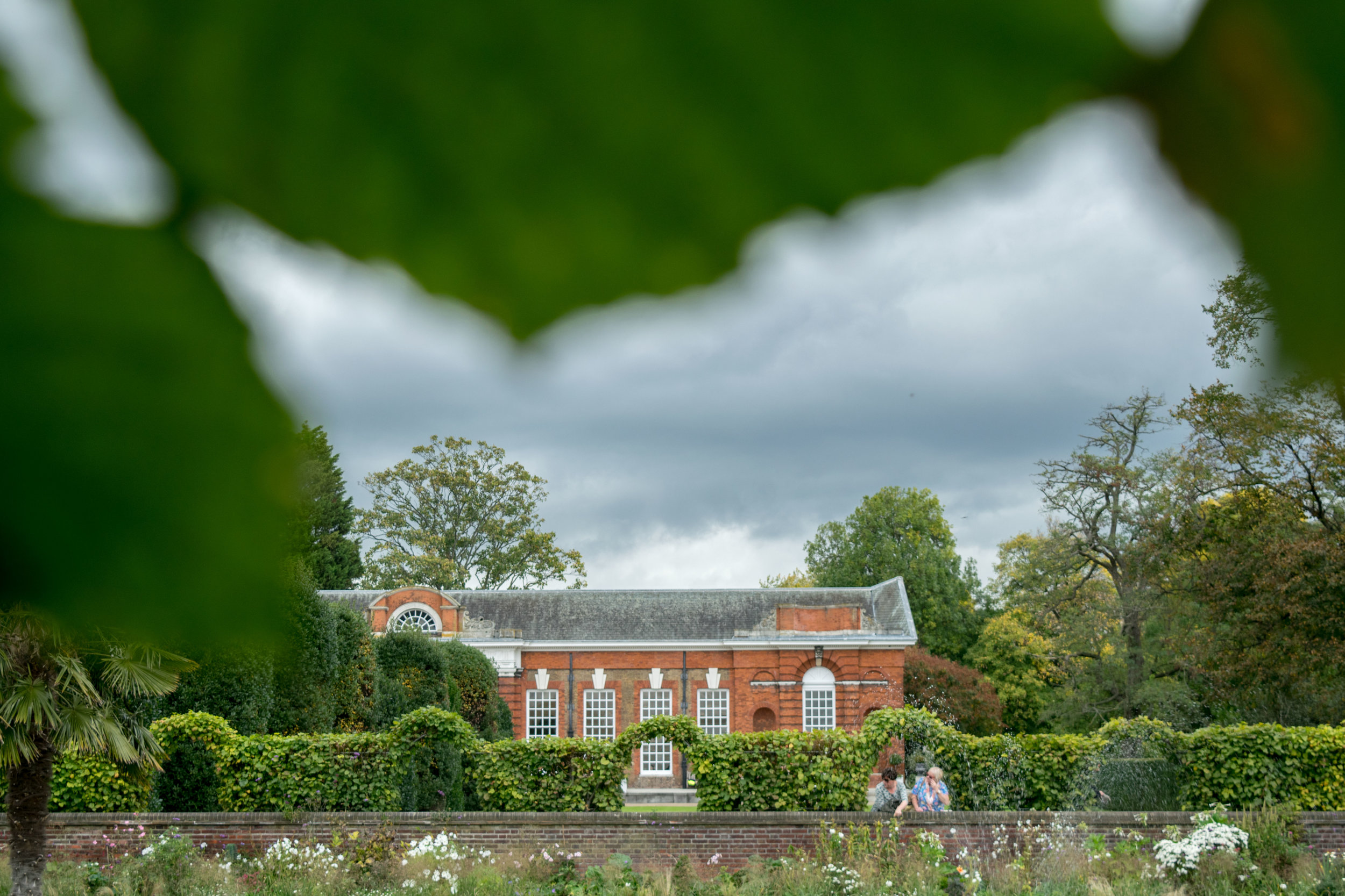 The Sunken Gardens and The Orangery
