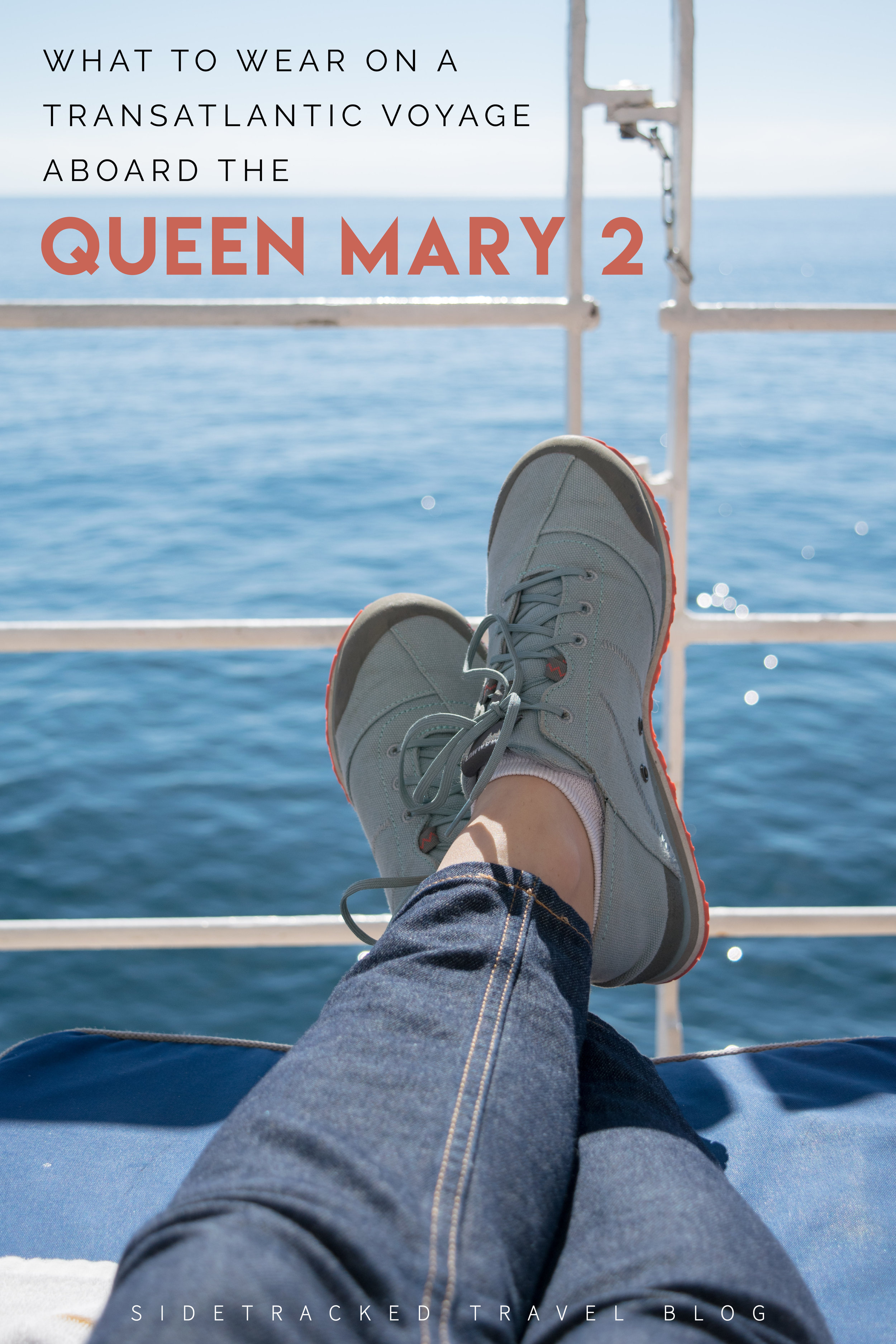 In this article,I share my experience and advice for traveling minimally (and lightly)on board the Queen Mary 2 in the hopes of making your packing process smoother.