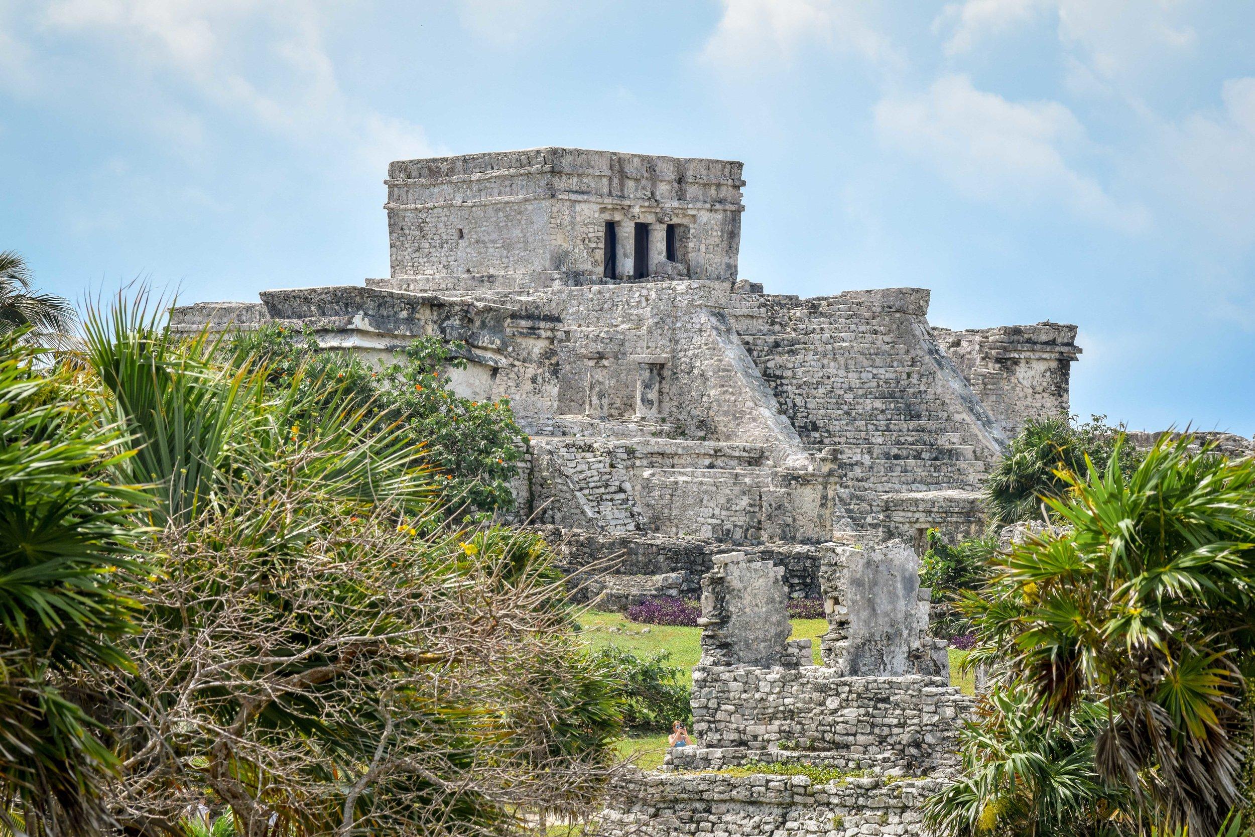 El Castillo in Tulum