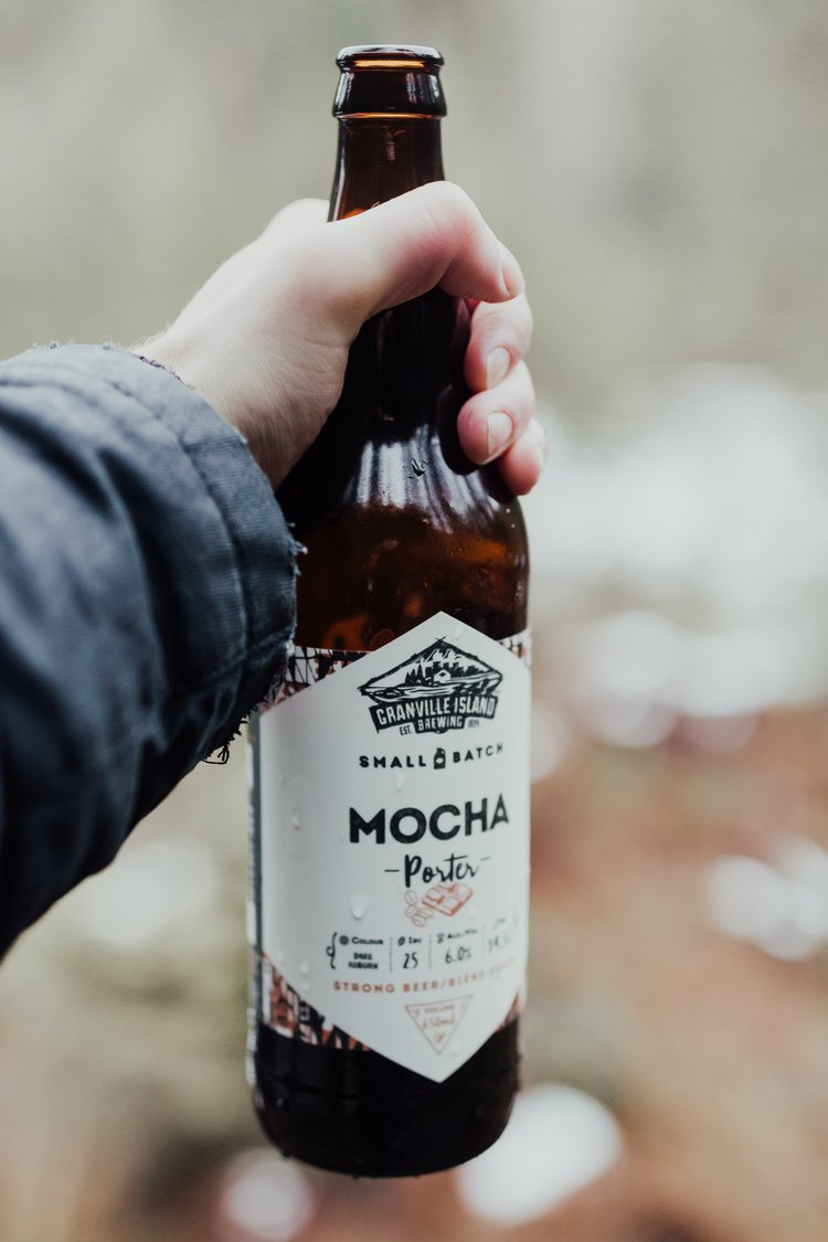 Granville Island Brewery Mocha Porter