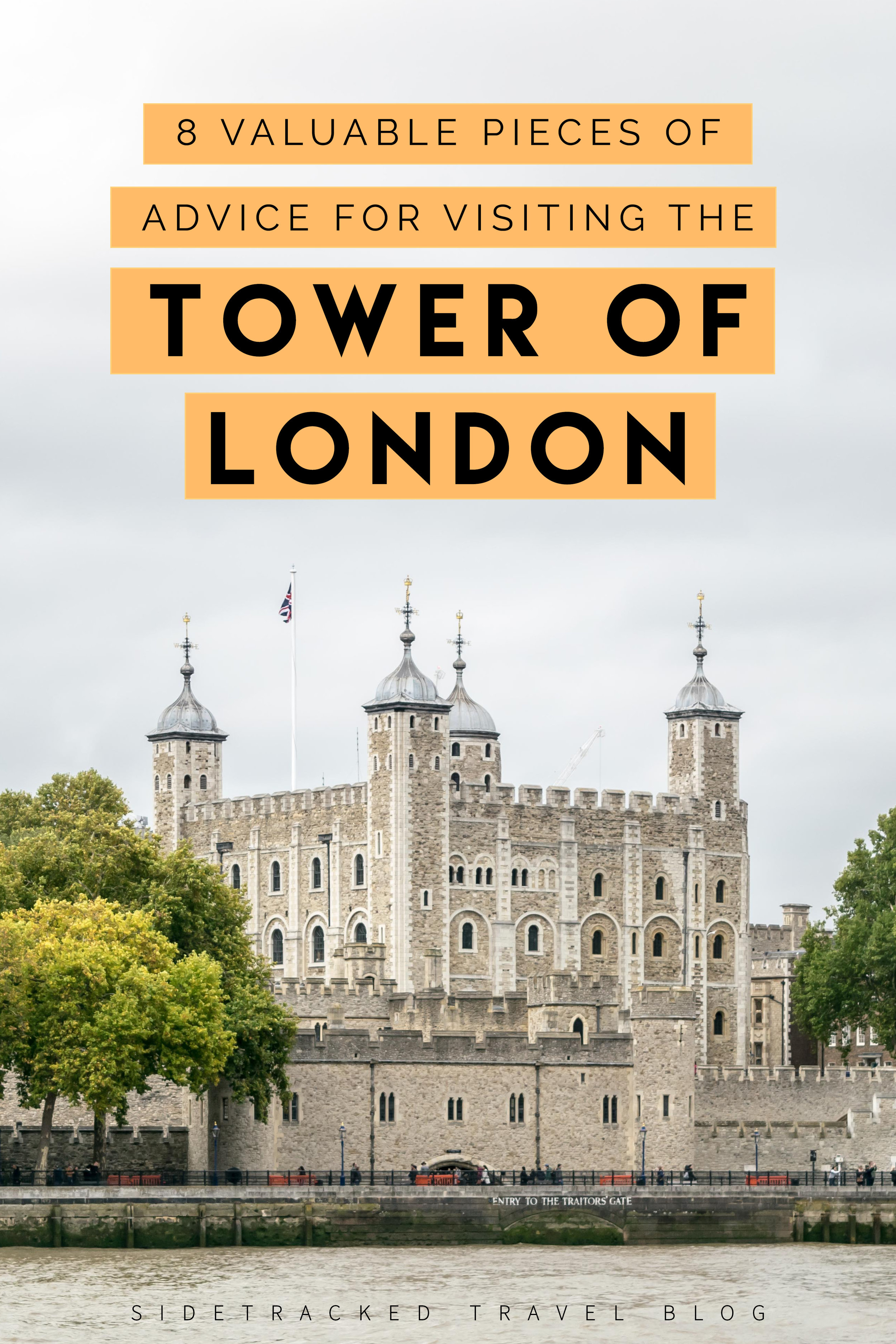 The Tower of London is one of the most visited places in the United Kingdom, and with such a far-ranging background, it's easy to understand why. If you're planning to go see this historical structure, here are 8 valuable pieces of advice to ensure you make the most of your visit!