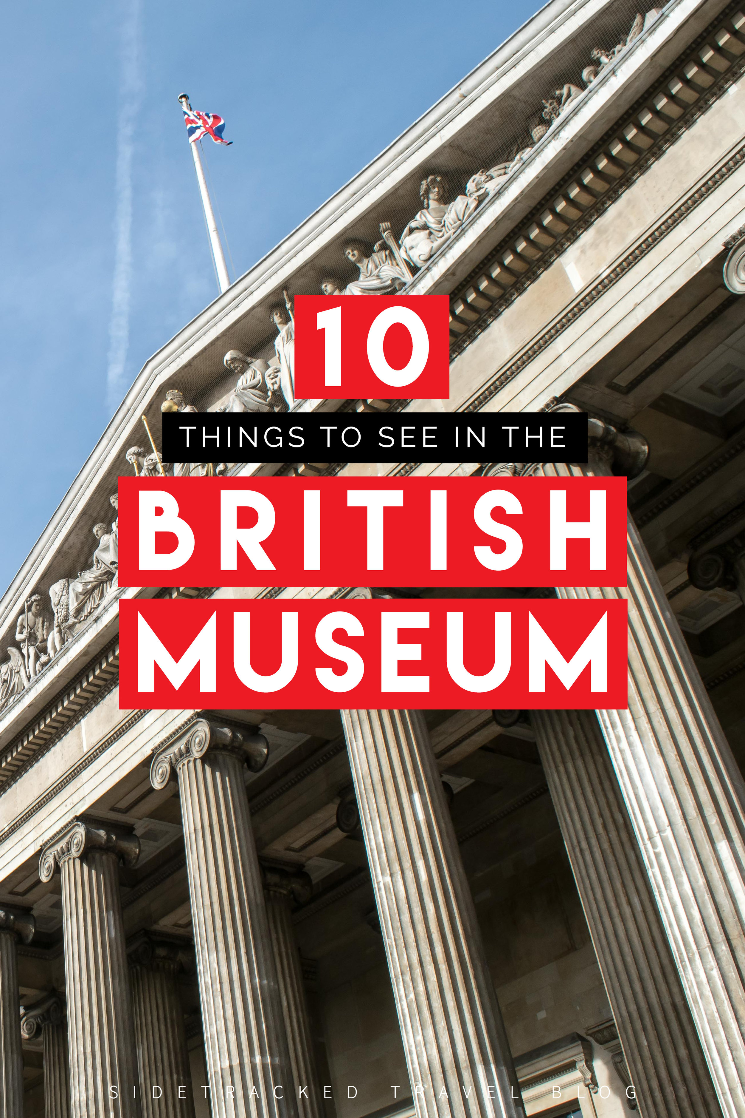 While you could literally spend days upon days exploring every nook and cranny of the impressive British Museum, listed below you'll find 10 things worth seeing that will make even the shortest of visits unforgettable.