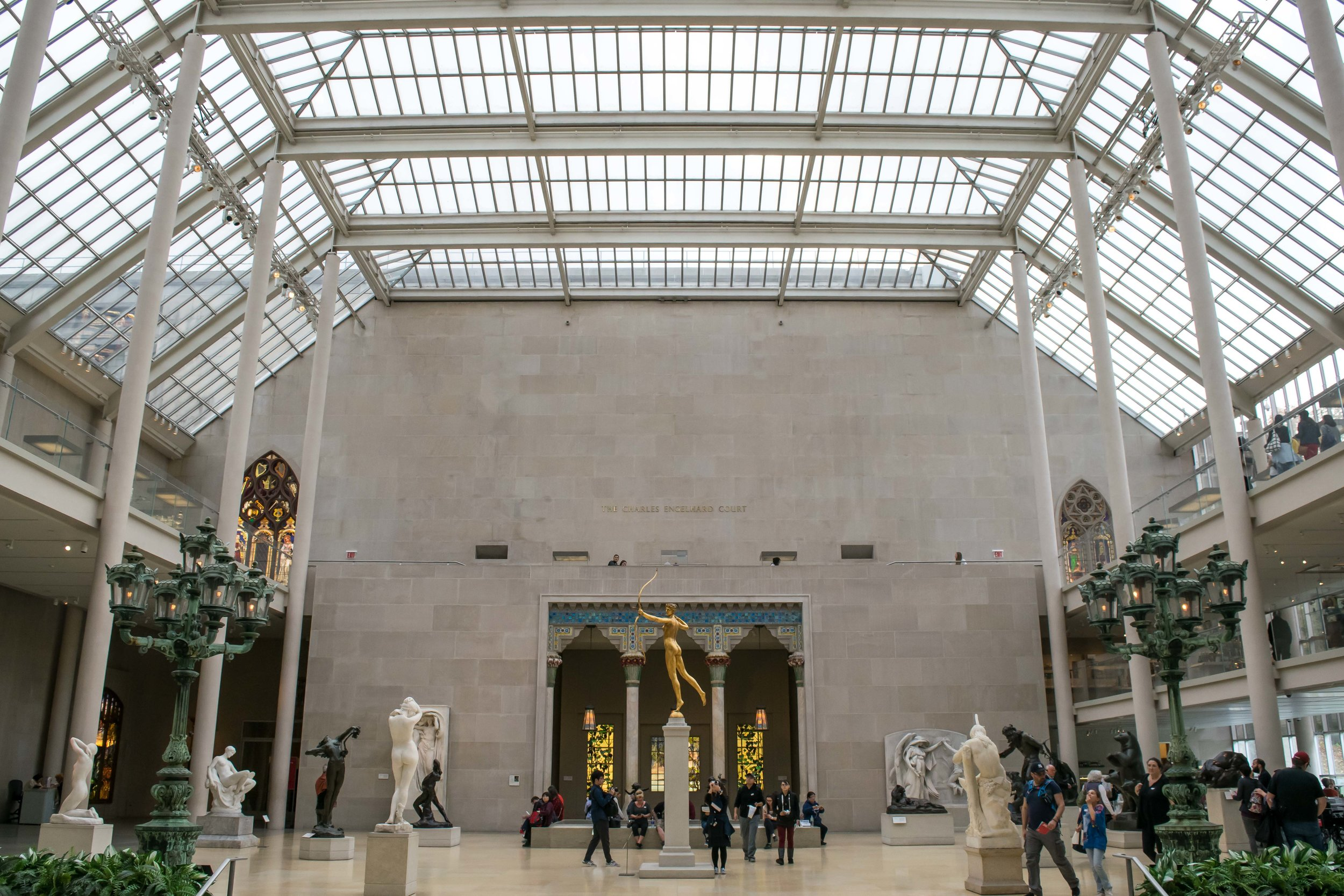 How to Spend an Afternoon at the Metropolitan Museum of Art