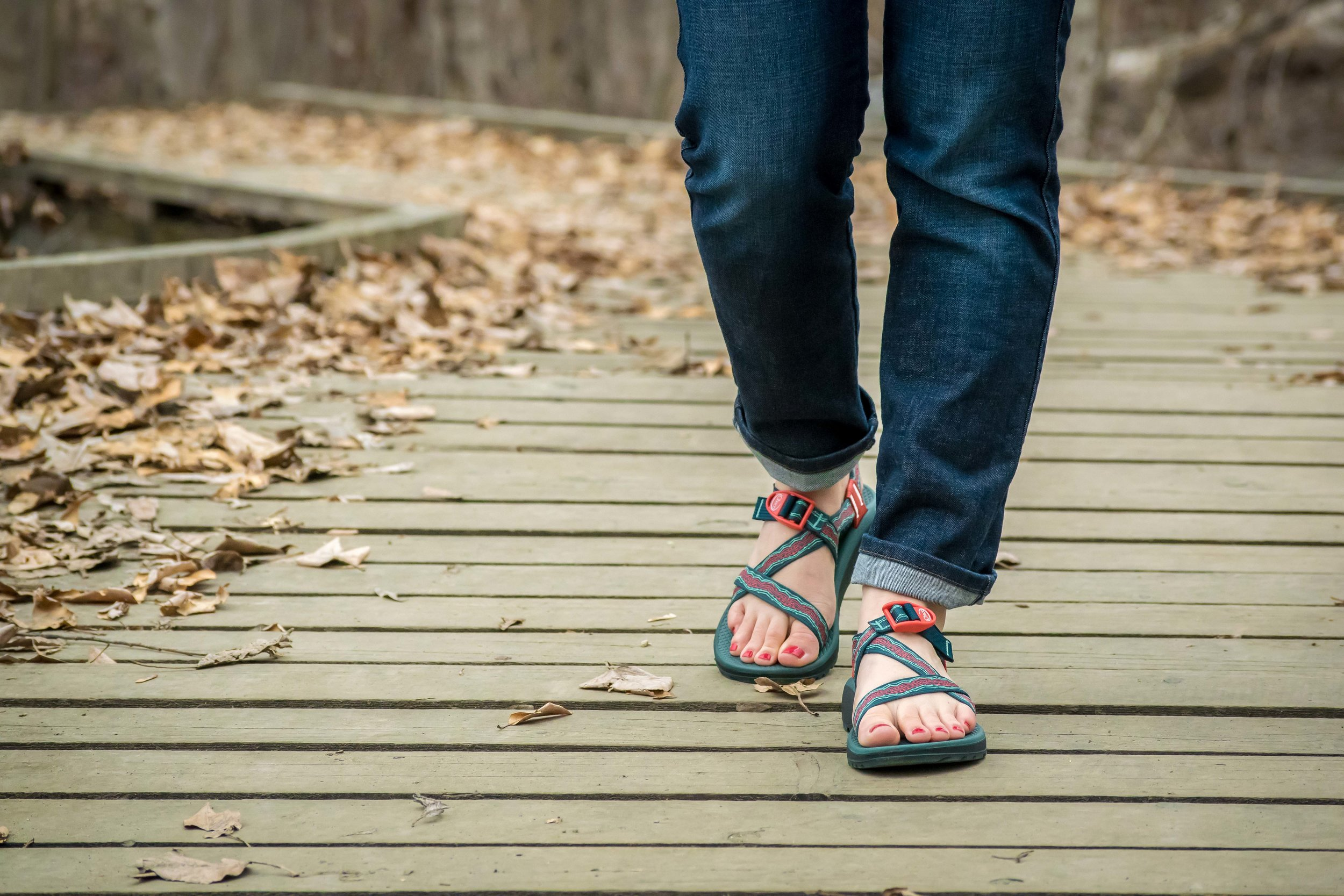 Travel Sandals: Chaco Z/Cloud Review
