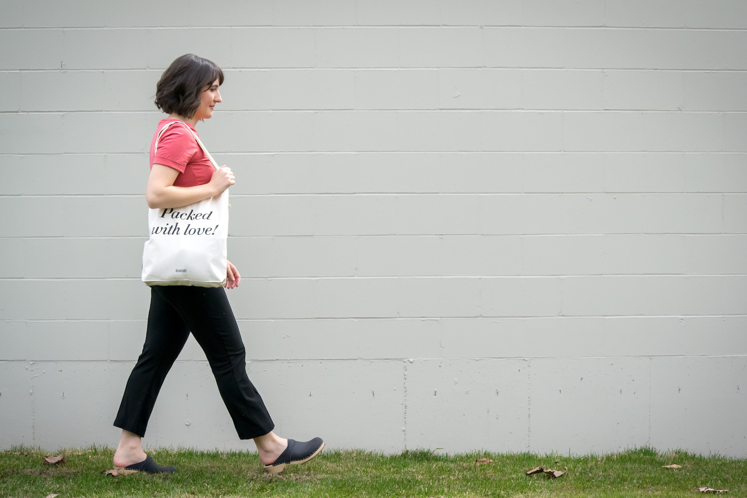 Boob Design: Sustainable Maternity Clothes for Traveling Mamas
